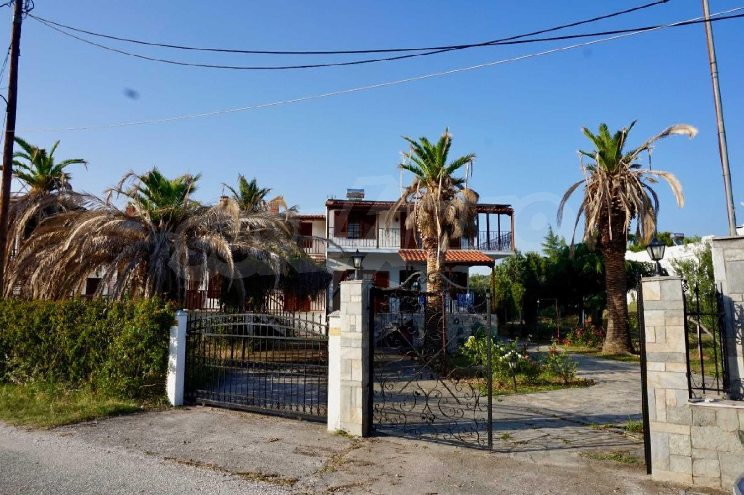 Къща на пешеходно разстояние от морето  42
