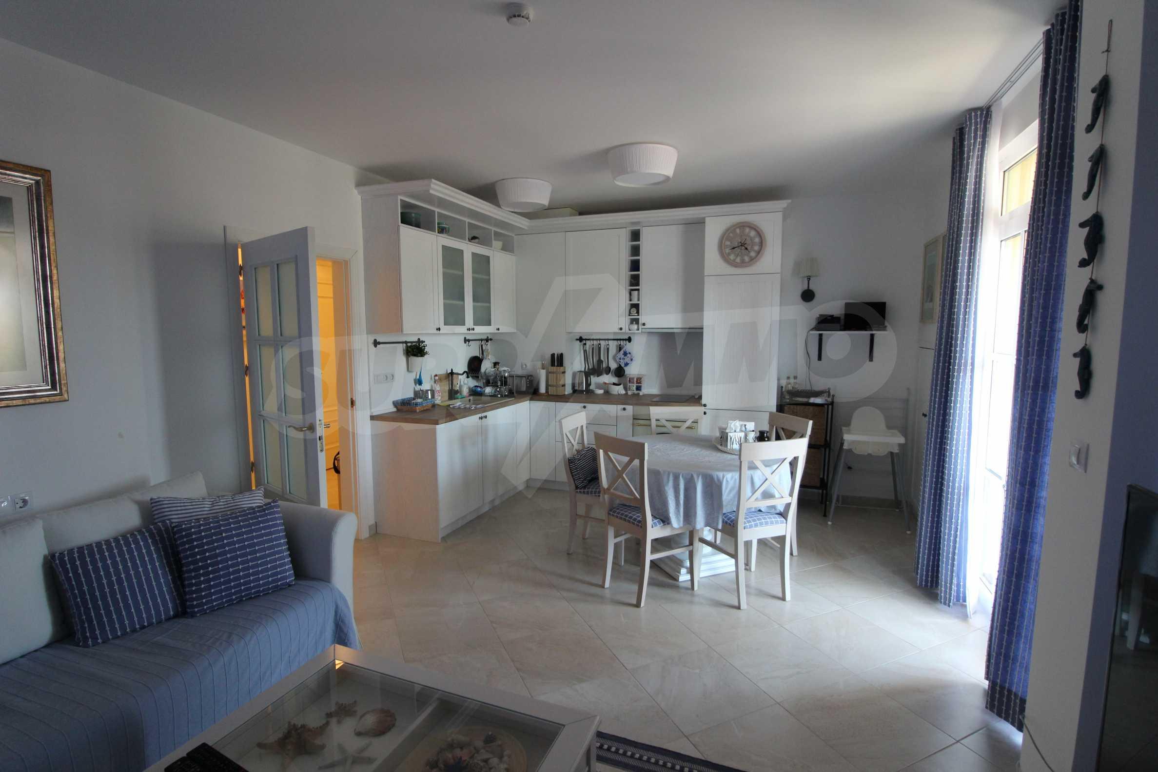 Апартамент в луксозен комплекс в гр. Черноморец 10