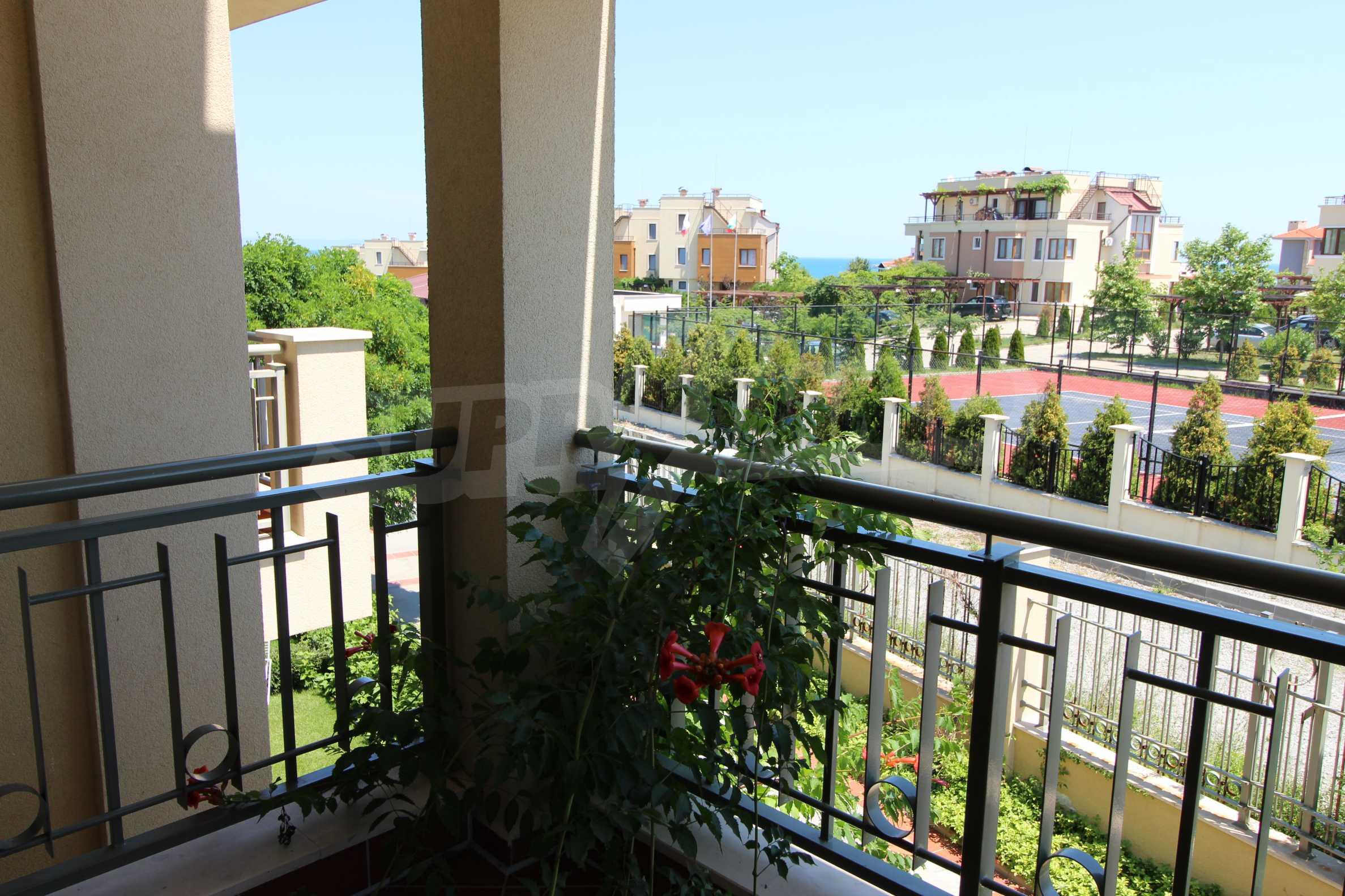 Апартамент в луксозен комплекс в гр. Черноморец 20