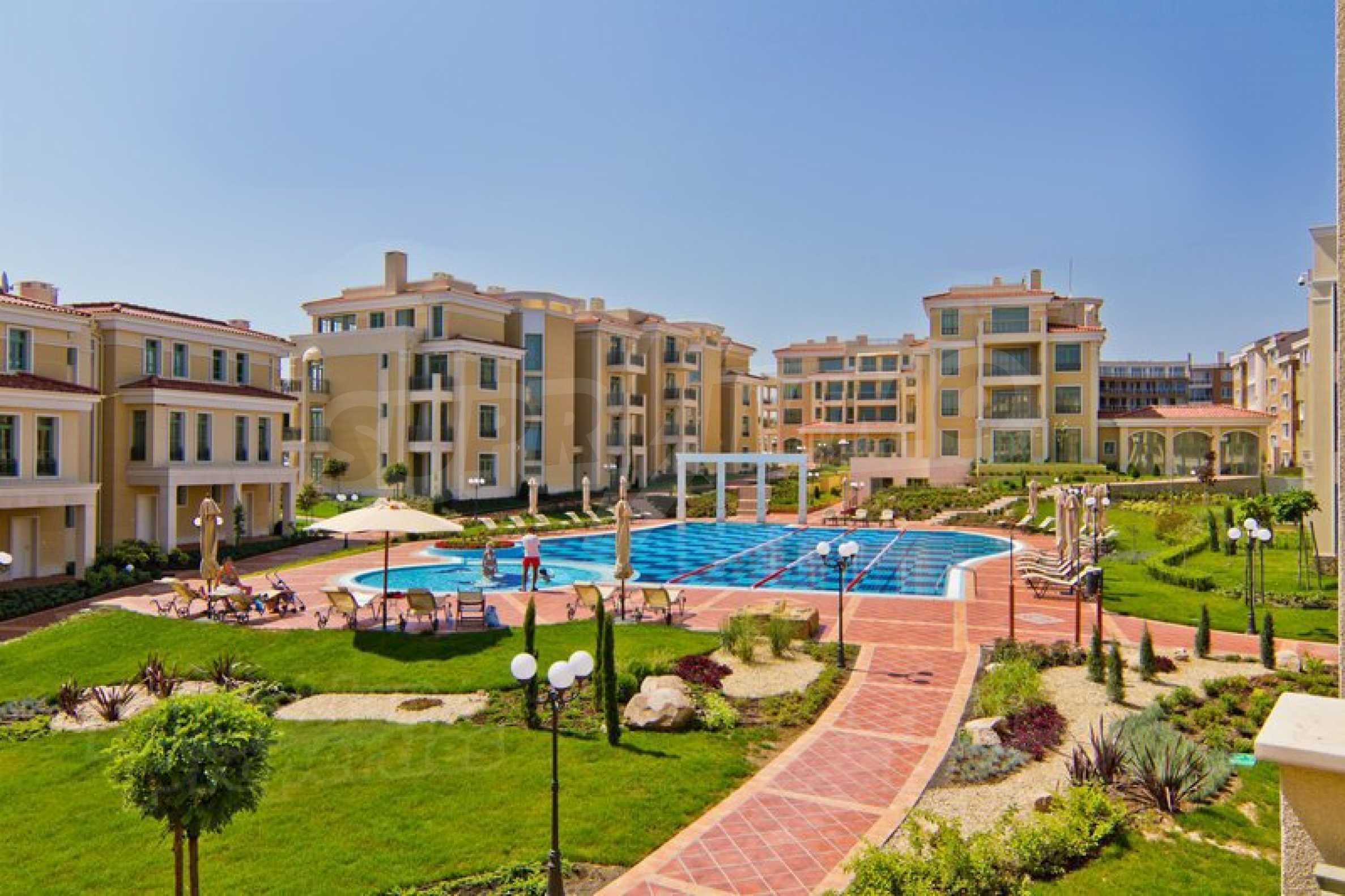 Апартамент в луксозен комплекс в гр. Черноморец 37