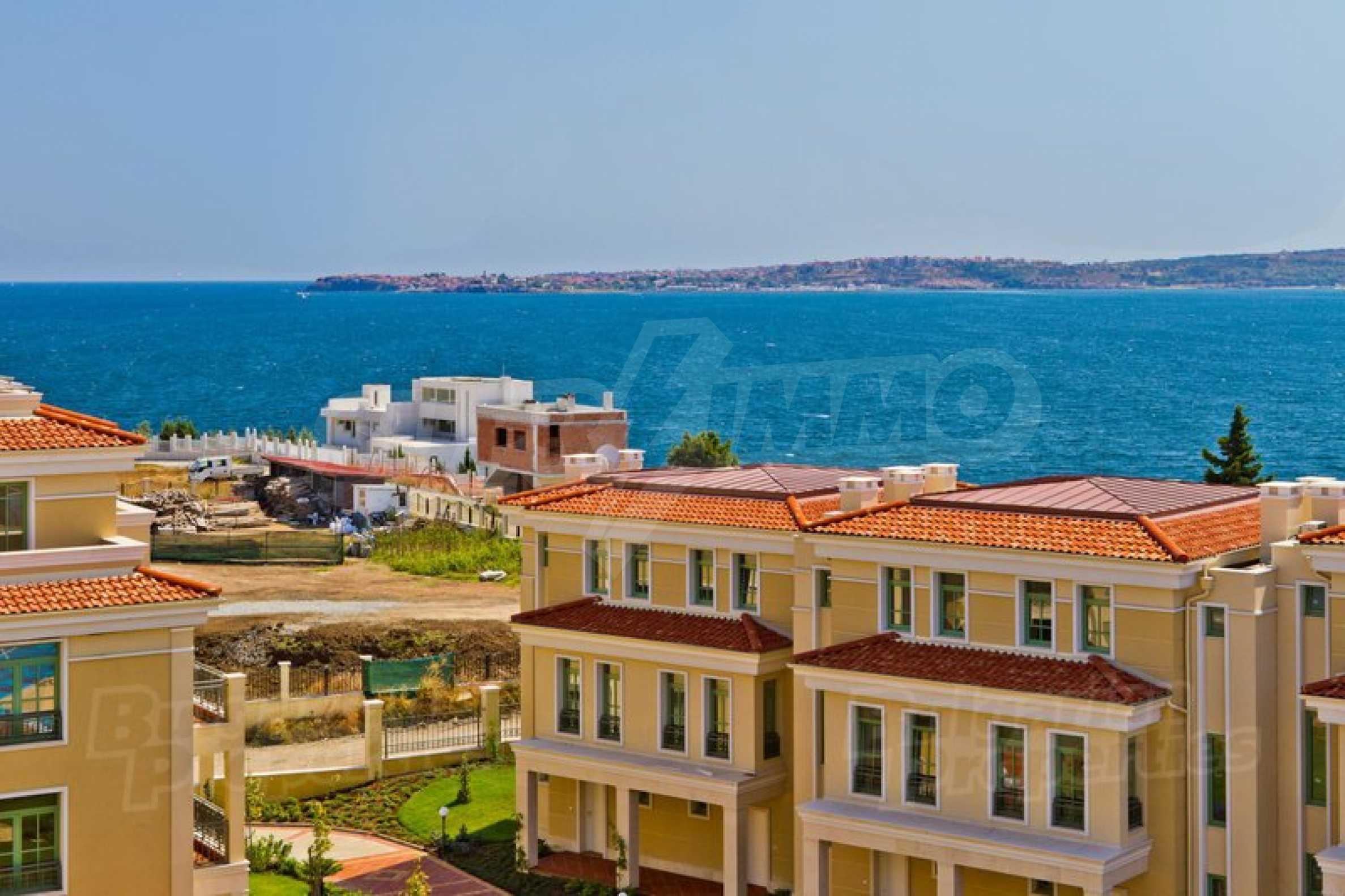 Апартамент в луксозен комплекс в гр. Черноморец 39