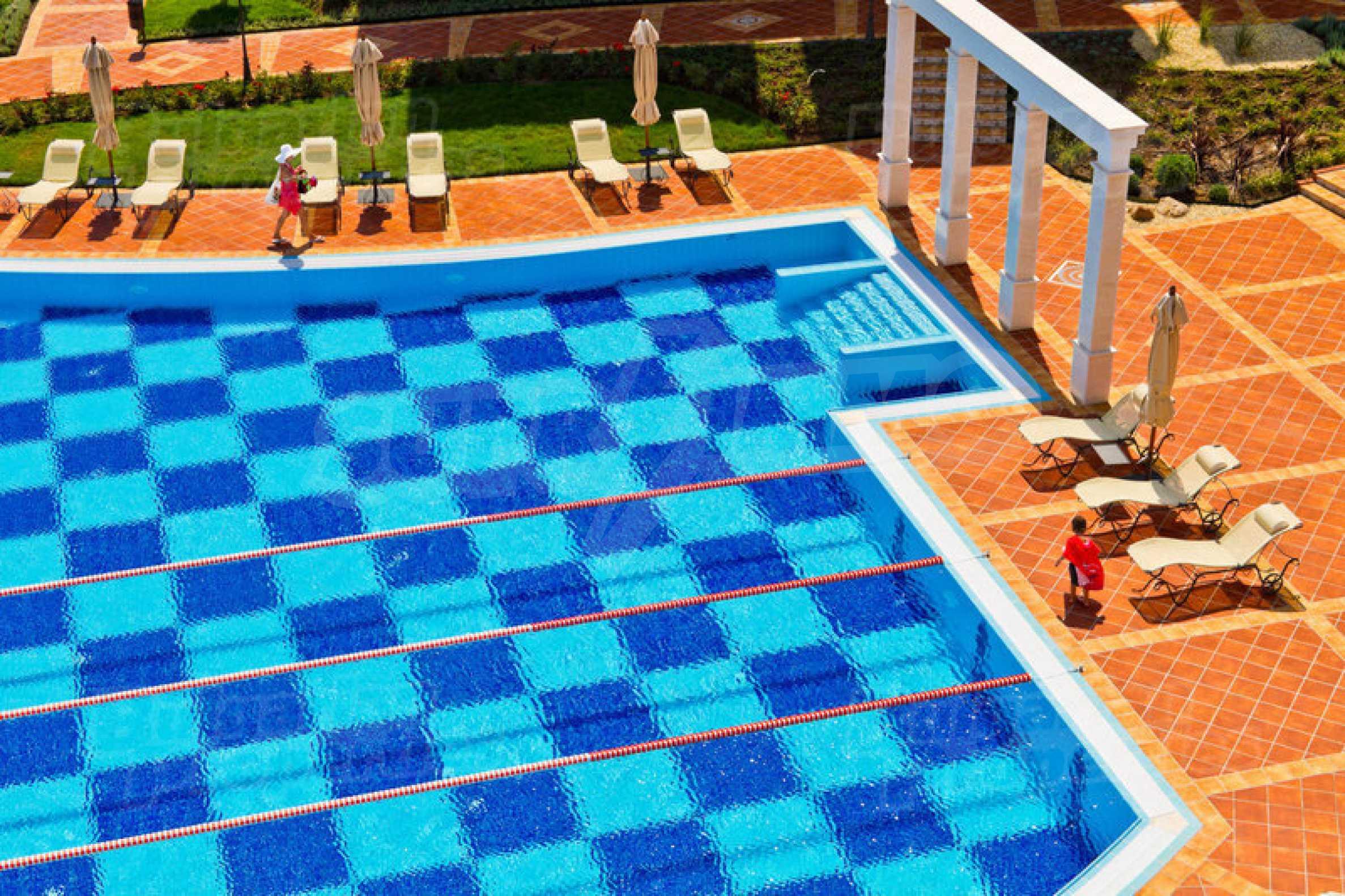 Апартамент в луксозен комплекс в гр. Черноморец 40
