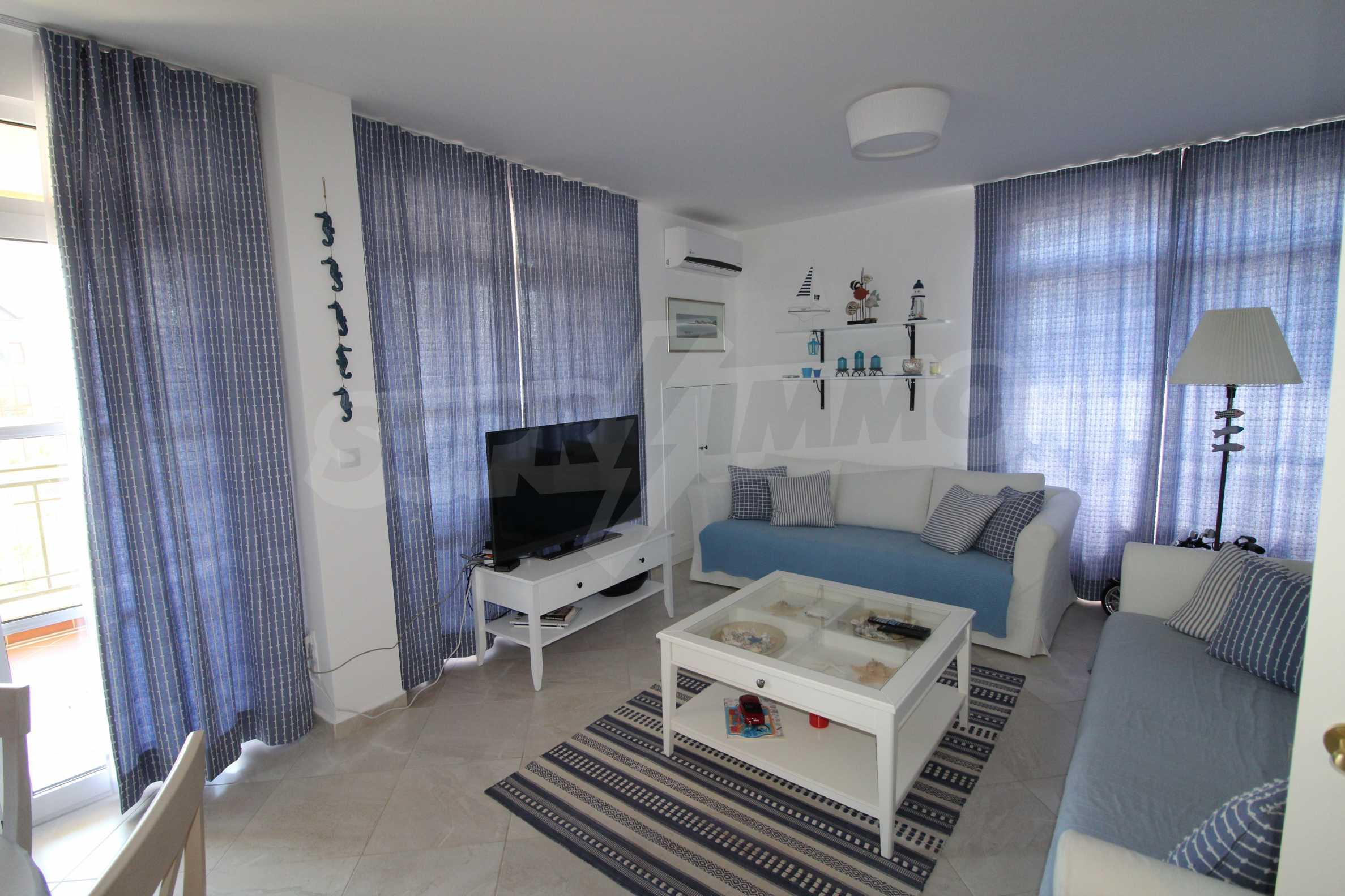 Апартамент в луксозен комплекс в гр. Черноморец 6