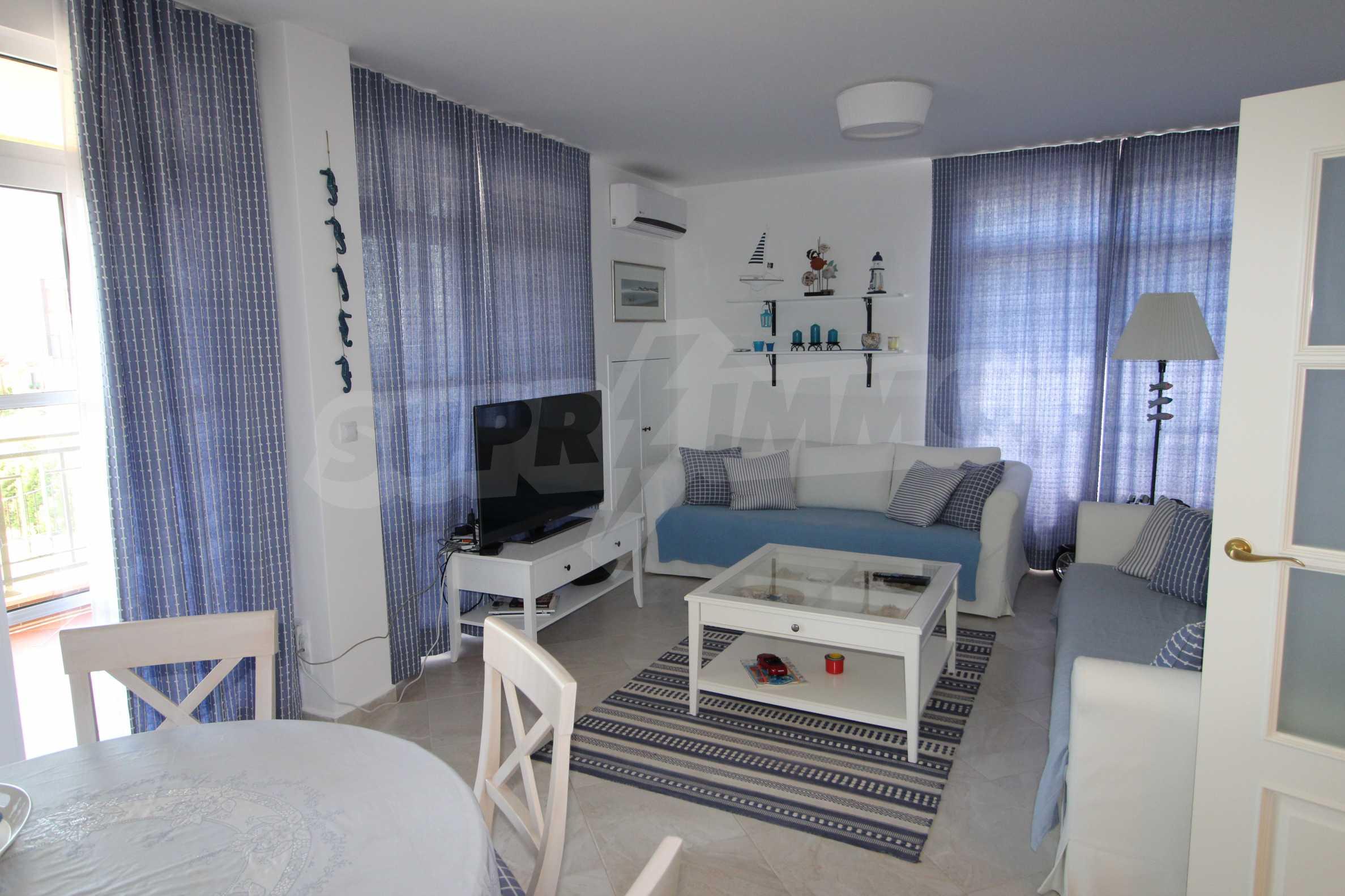 Апартамент в луксозен комплекс в гр. Черноморец 7