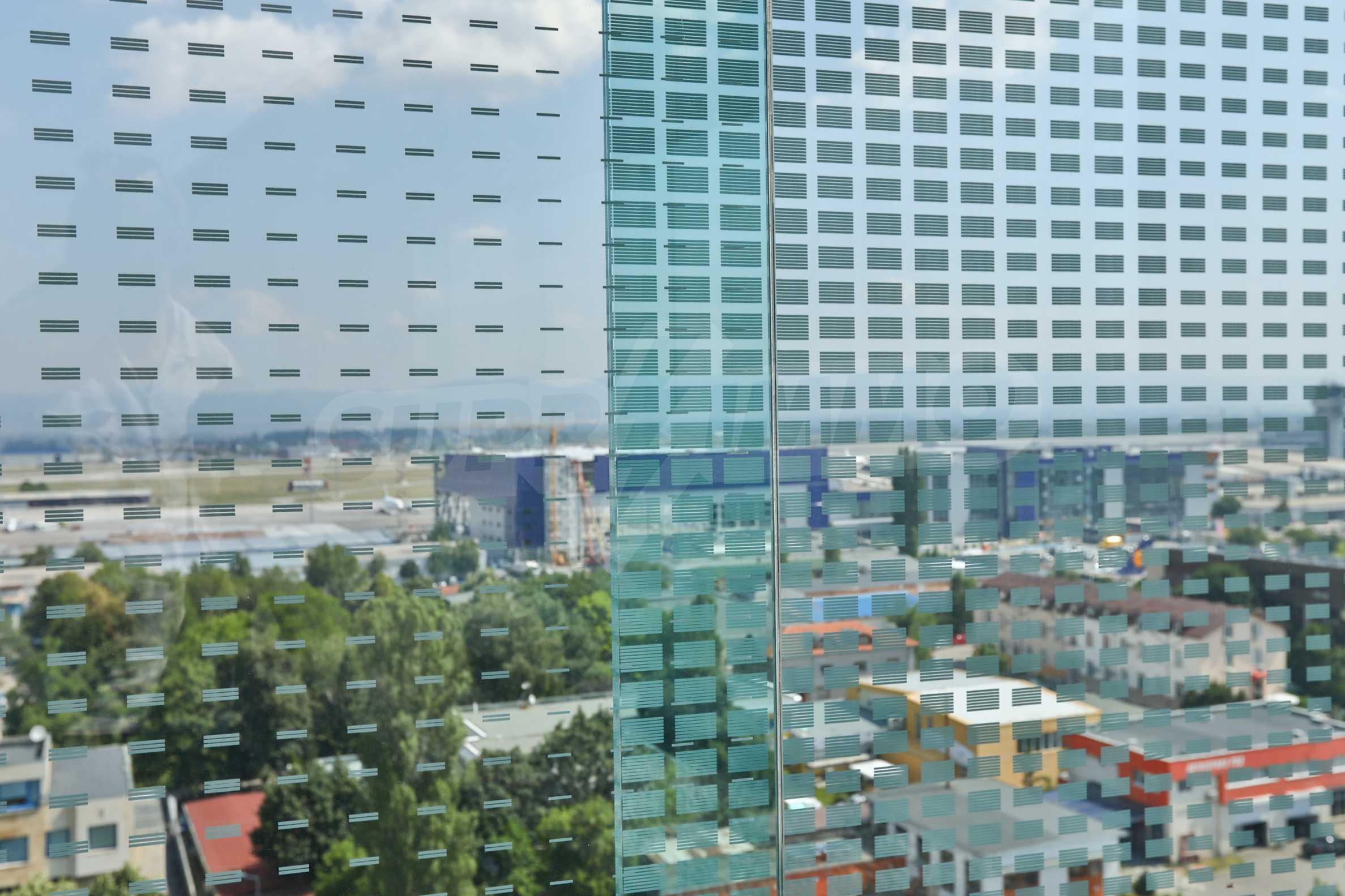 Офис площи в Бизнес сграда Клас А, до Аерогара София 3