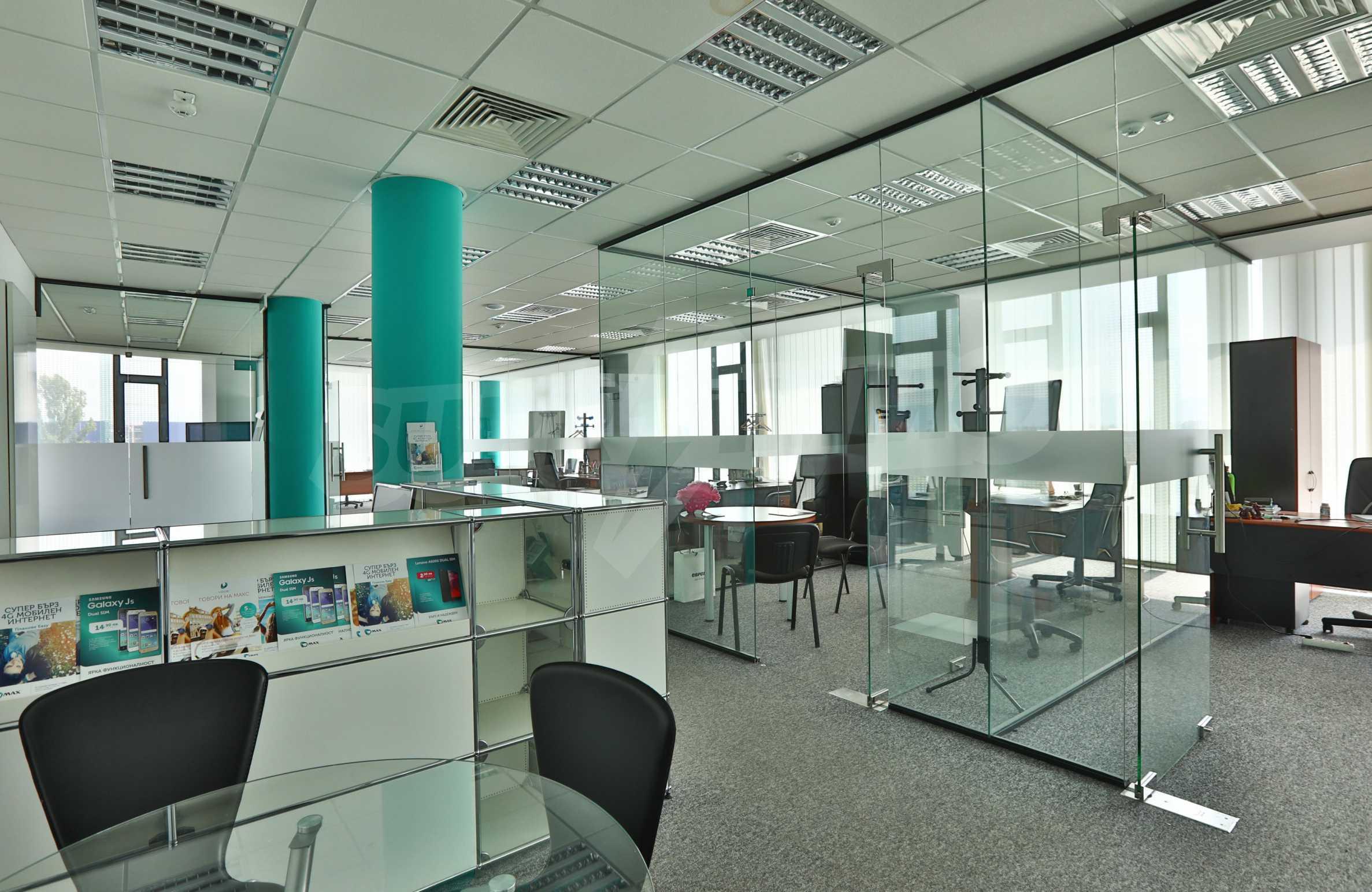Представителен офис в луксозен Бизнес Център, до Аерогара София 23