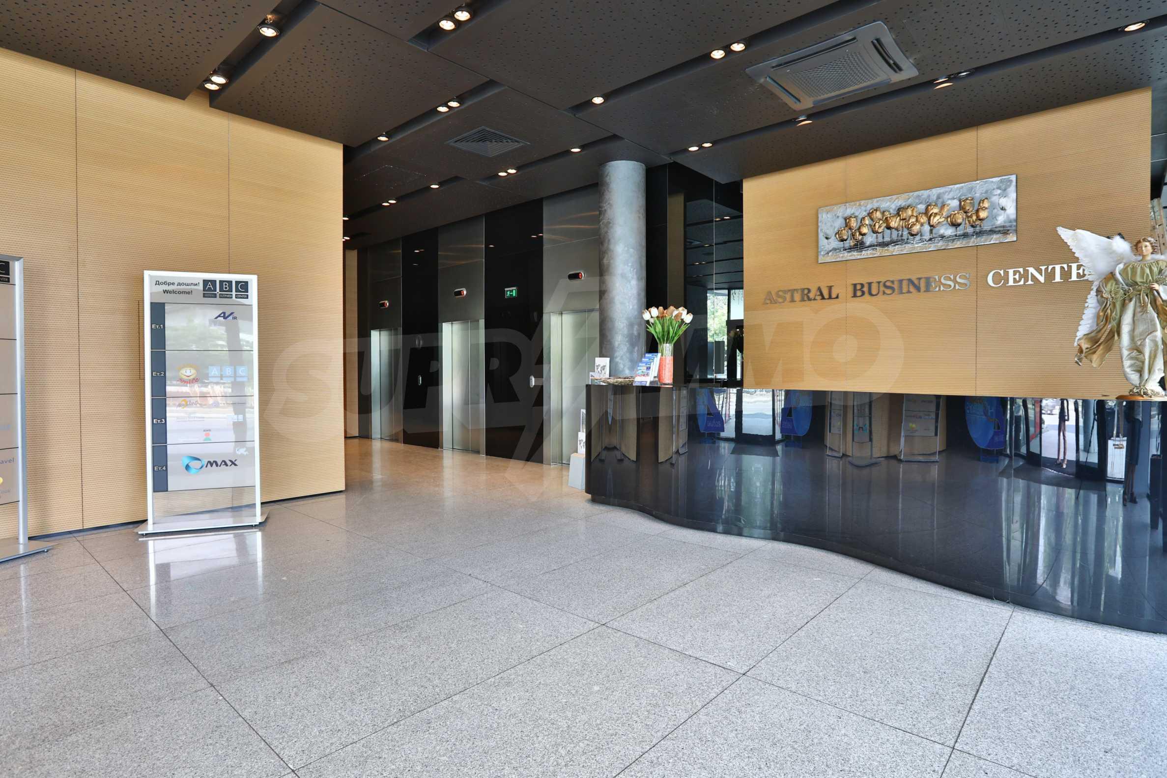 Представителен офис в луксозен Бизнес Център, до Аерогара София
