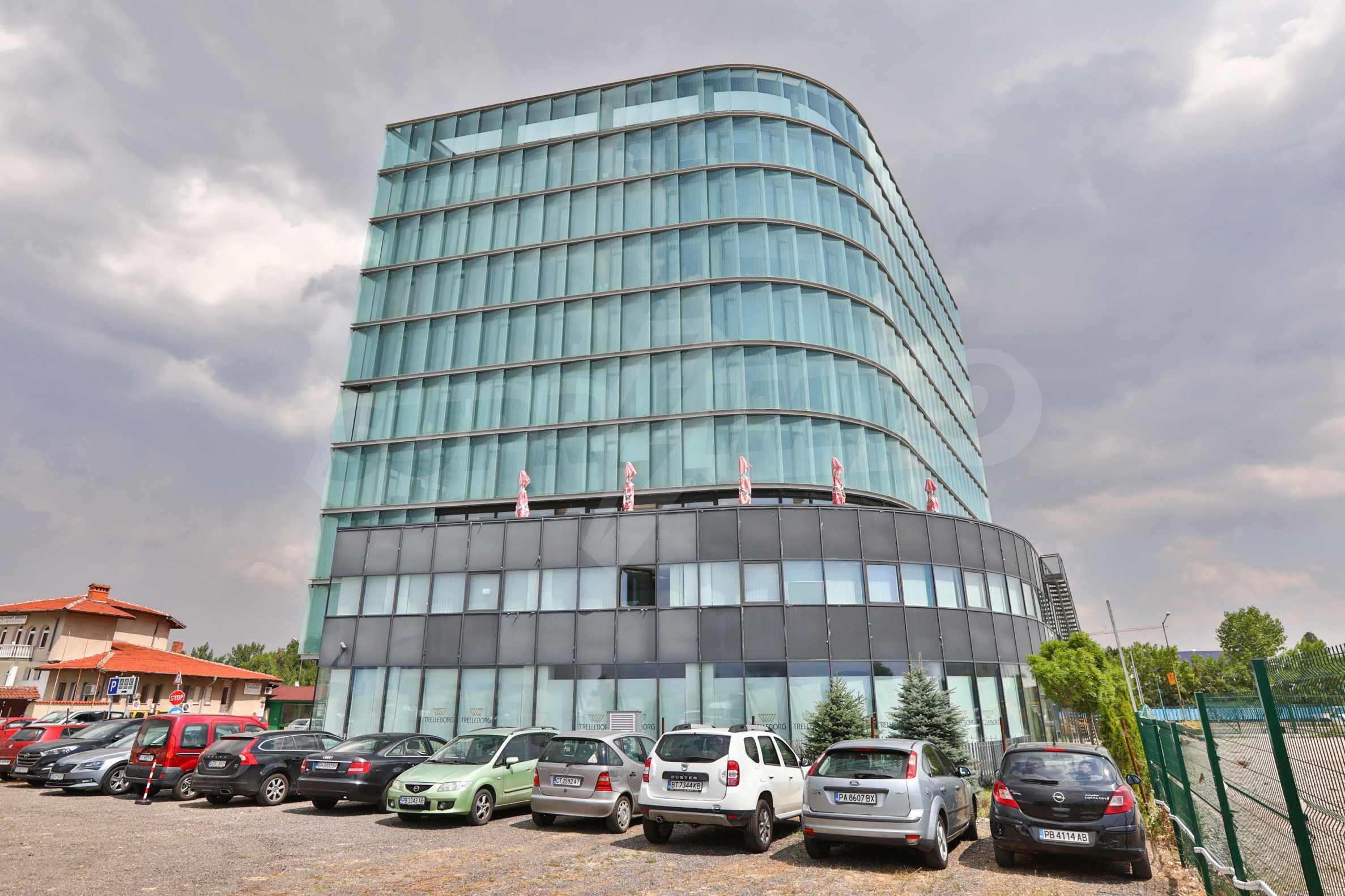 Представителен офис в луксозен Бизнес Център, до Аерогара София 29