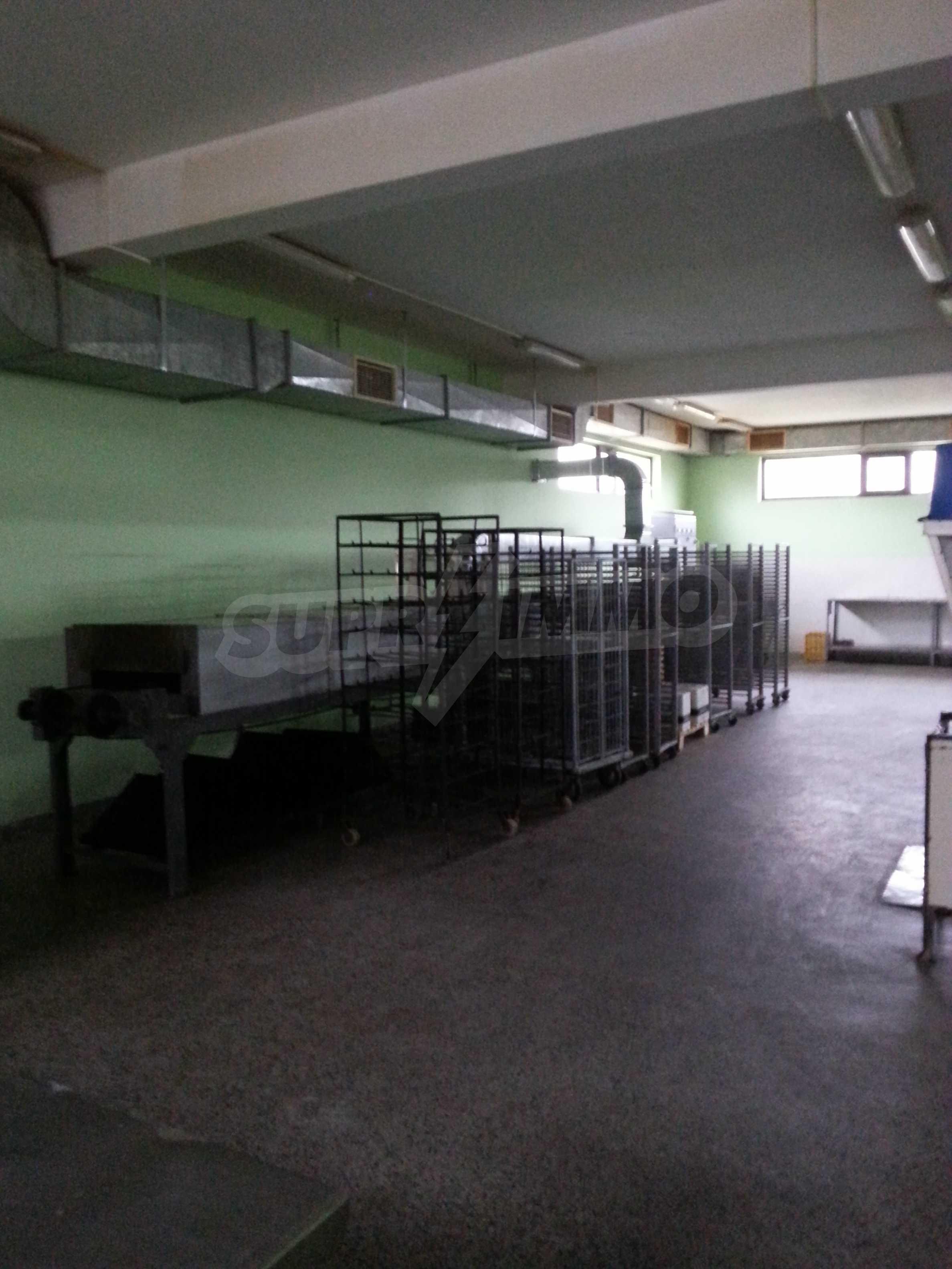 Работеща фабрика за производство на захарни изделия 12