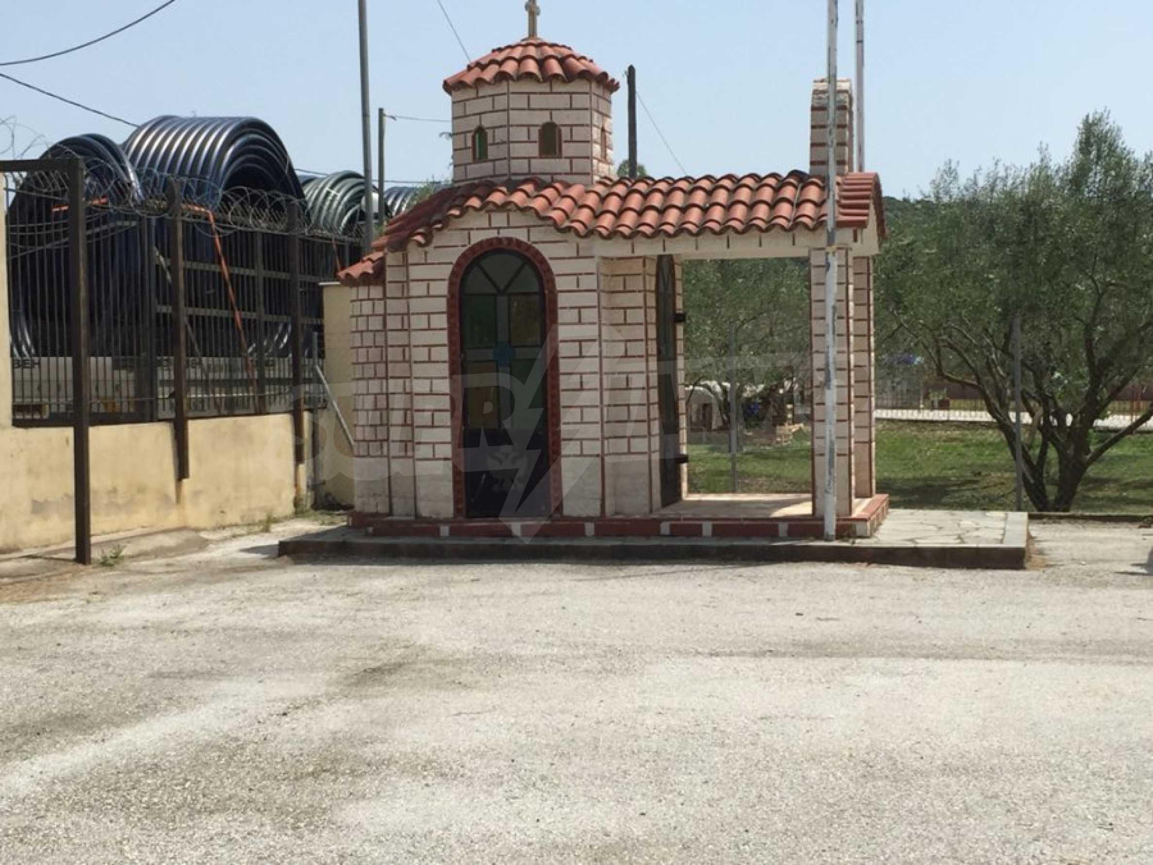 Къща с три спални в Неа Перамос 17