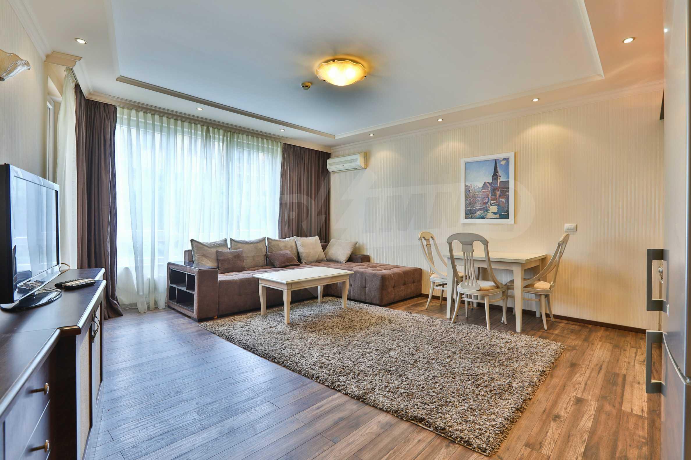 Двустаен апартамент в к-с от затворен тип в кв. Борово 1