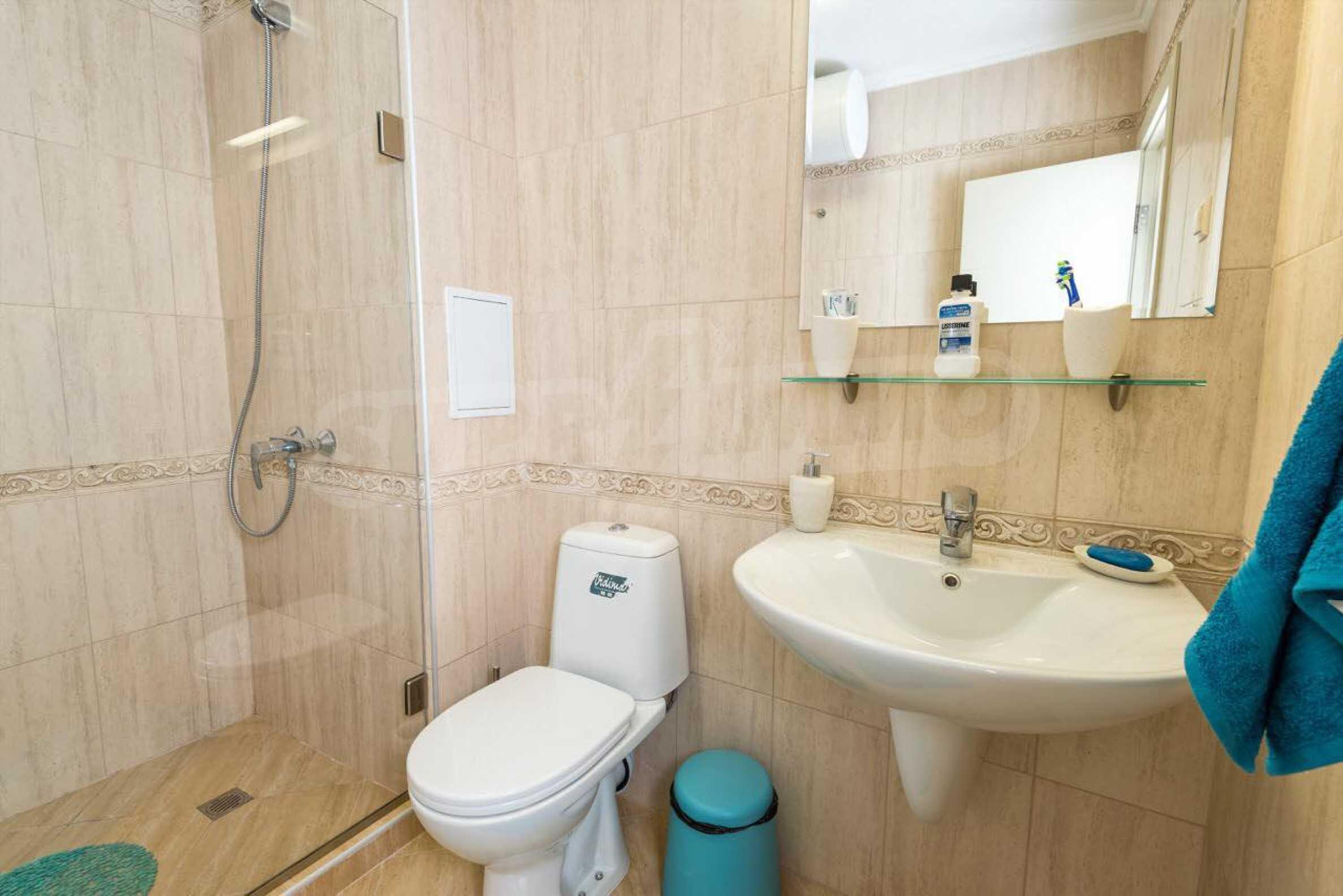 Стилен тристаен апартамент в гр. Черноморец 19
