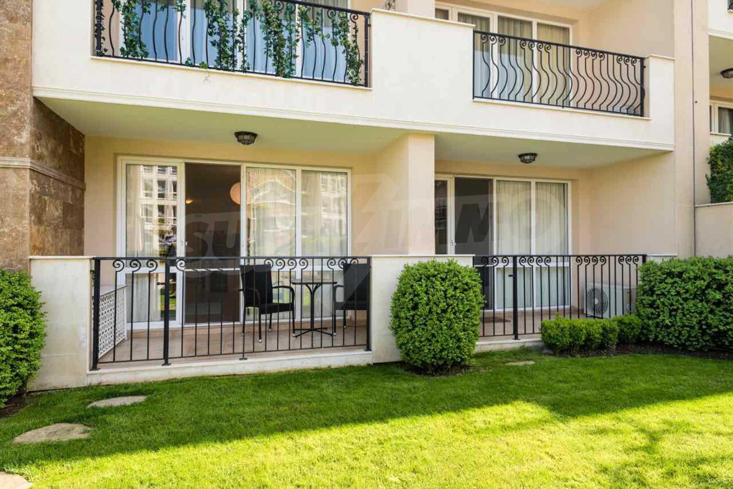Стилен тристаен апартамент в гр. Черноморец 6