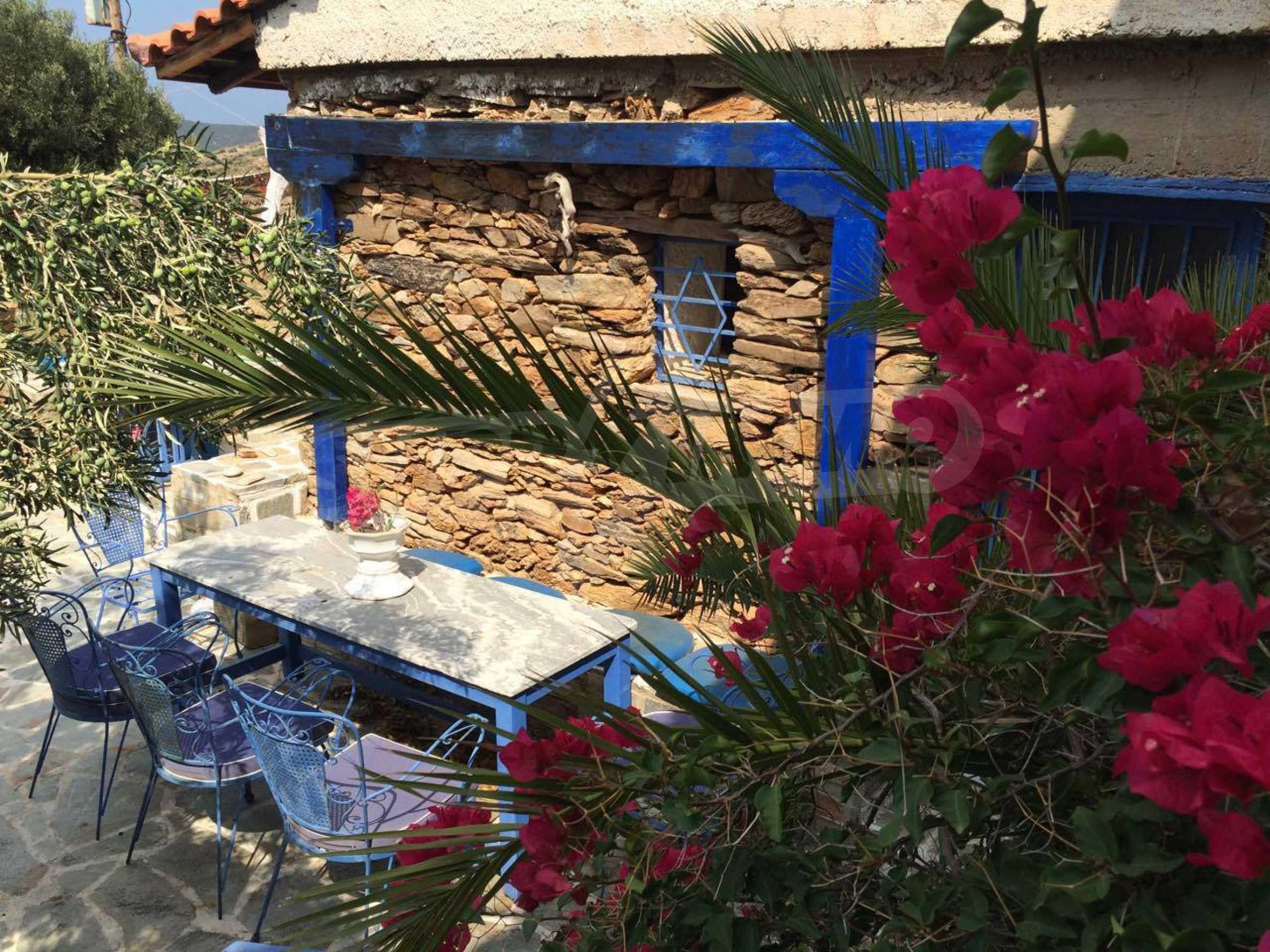 Прекрасен имот близо до Мармари, о.Евия 7