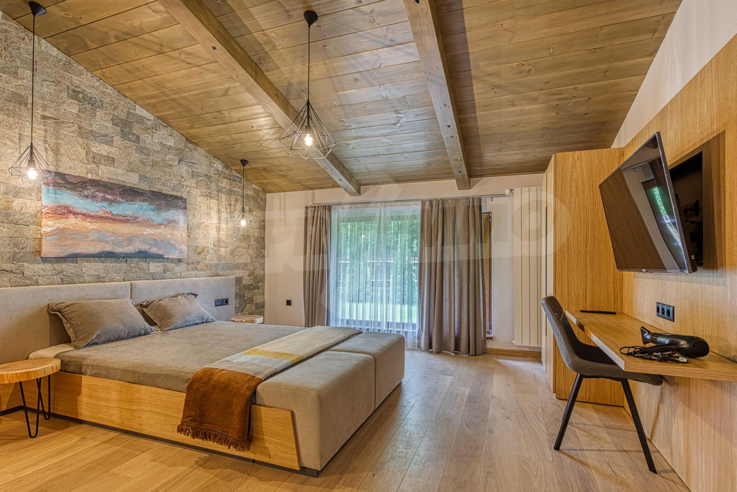 Вилна къща в близост до голф игрище и ски курорт Банско 11