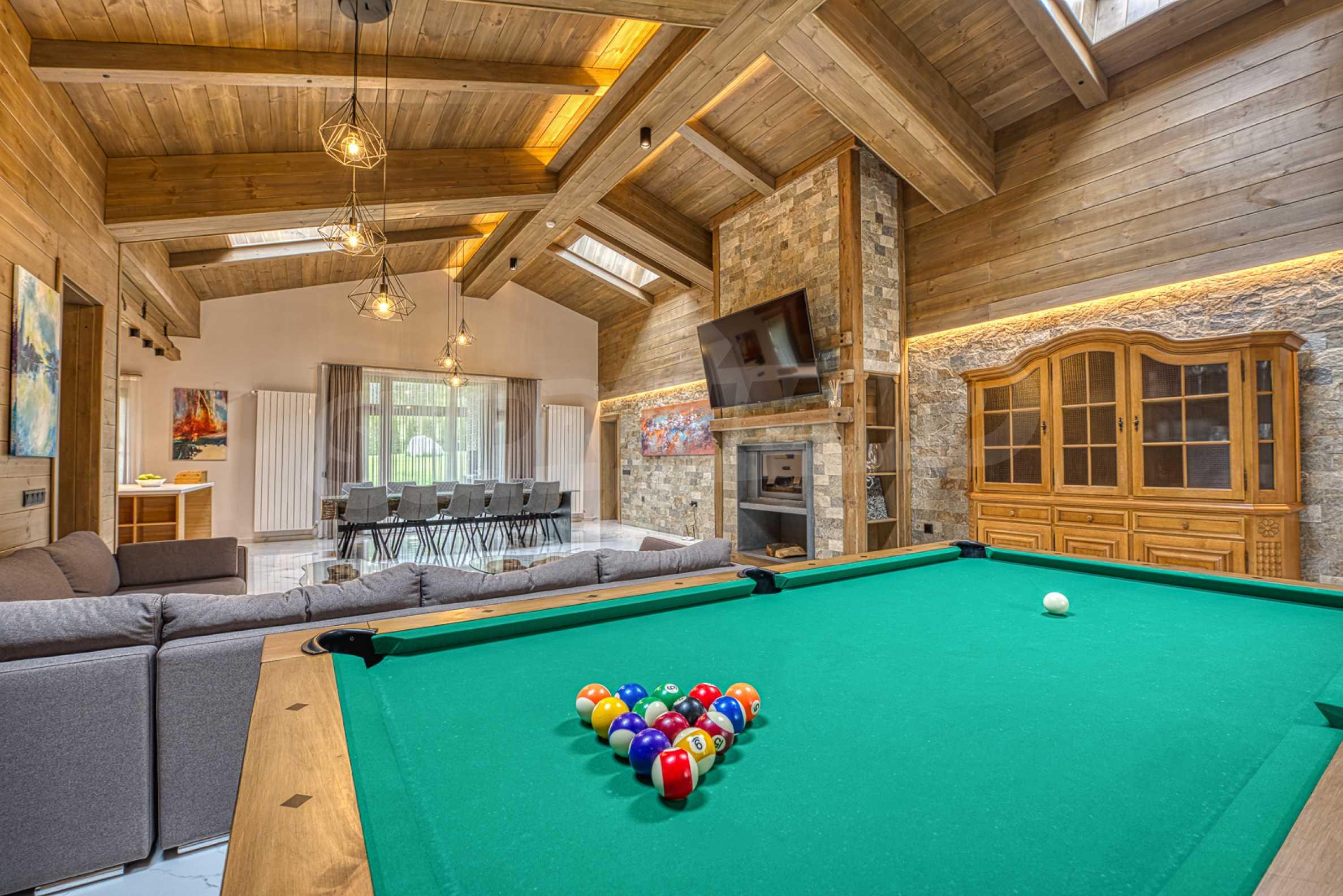 Вилна къща в близост до голф игрище и ски курорт Банско 16