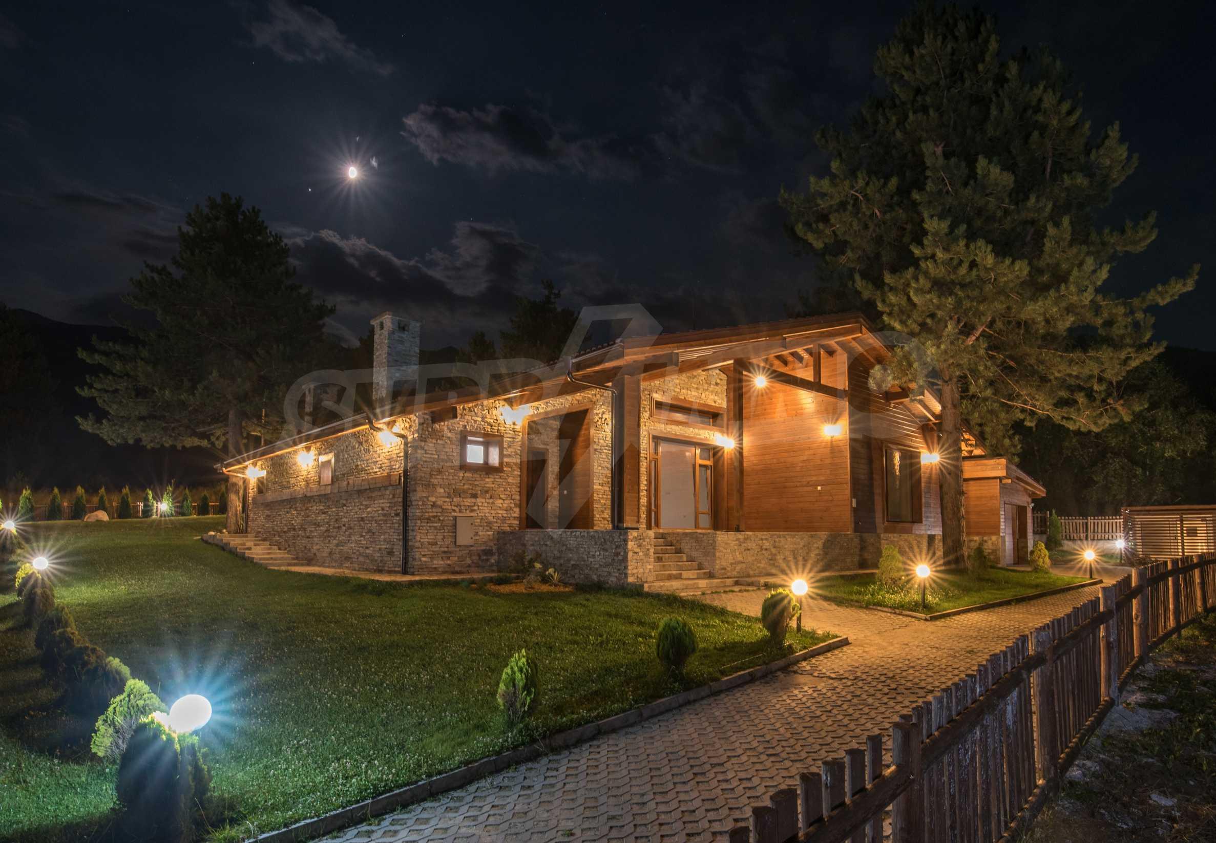 Вилна къща в близост до голф игрище и ски курорт Банско 18