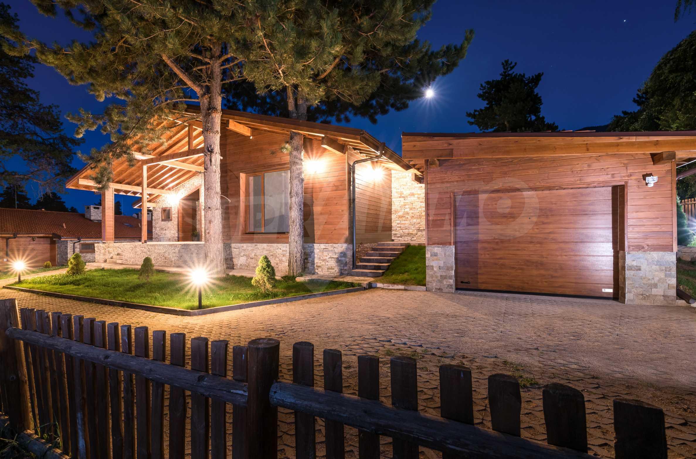Вилна къща в близост до голф игрище и ски курорт Банско 20