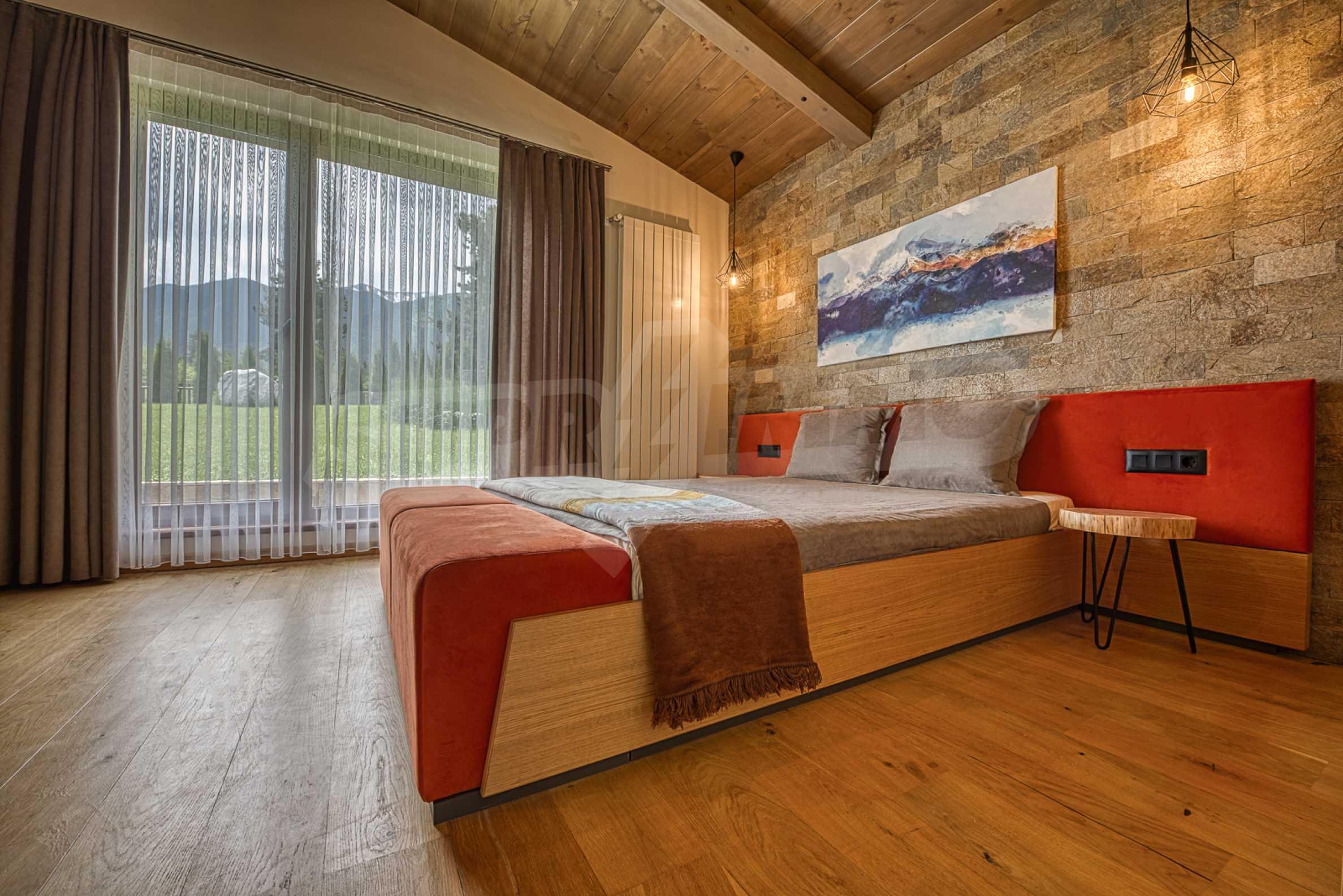 Вилна къща в близост до голф игрище и ски курорт Банско 3