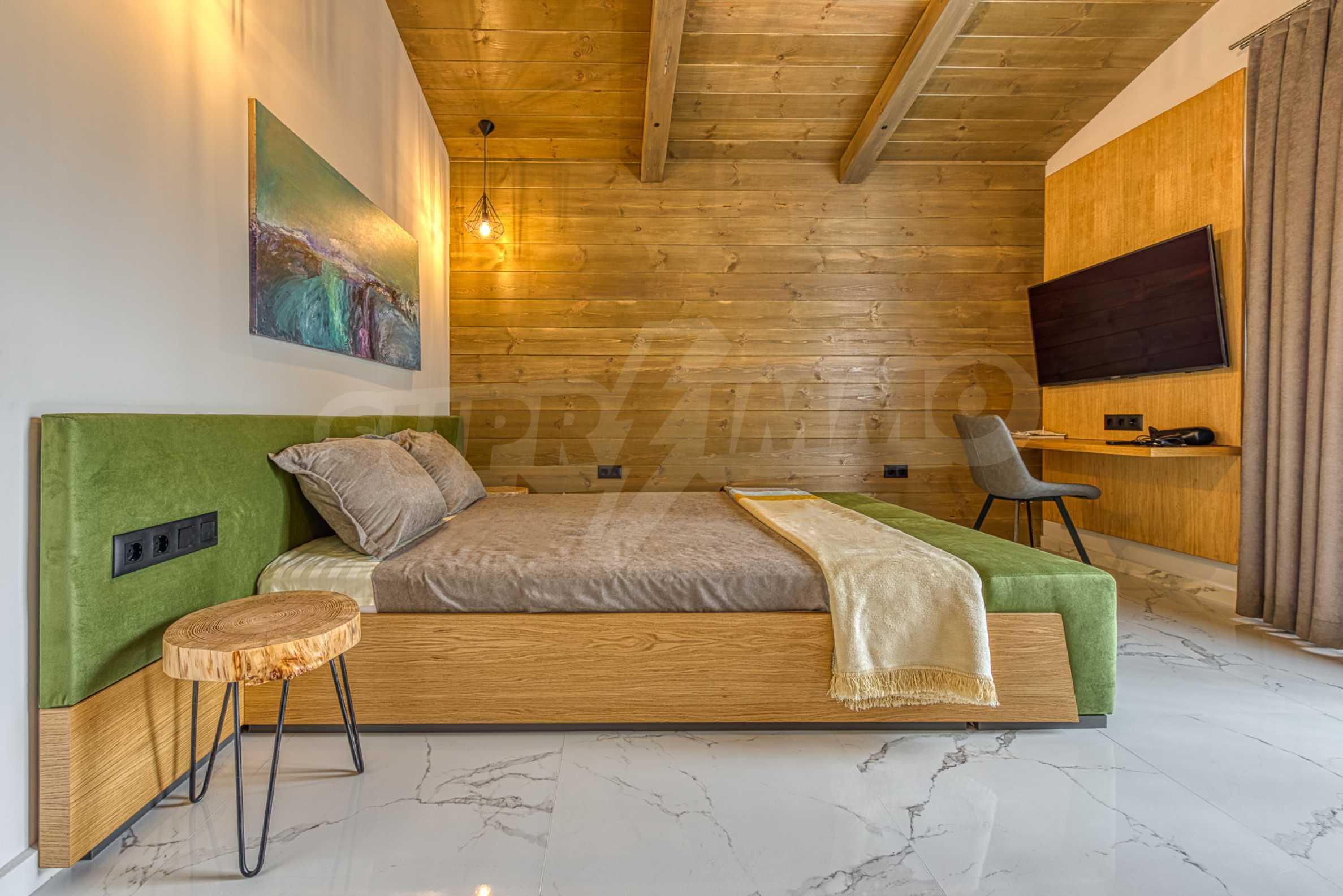 Вилна къща в близост до голф игрище и ски курорт Банско 7