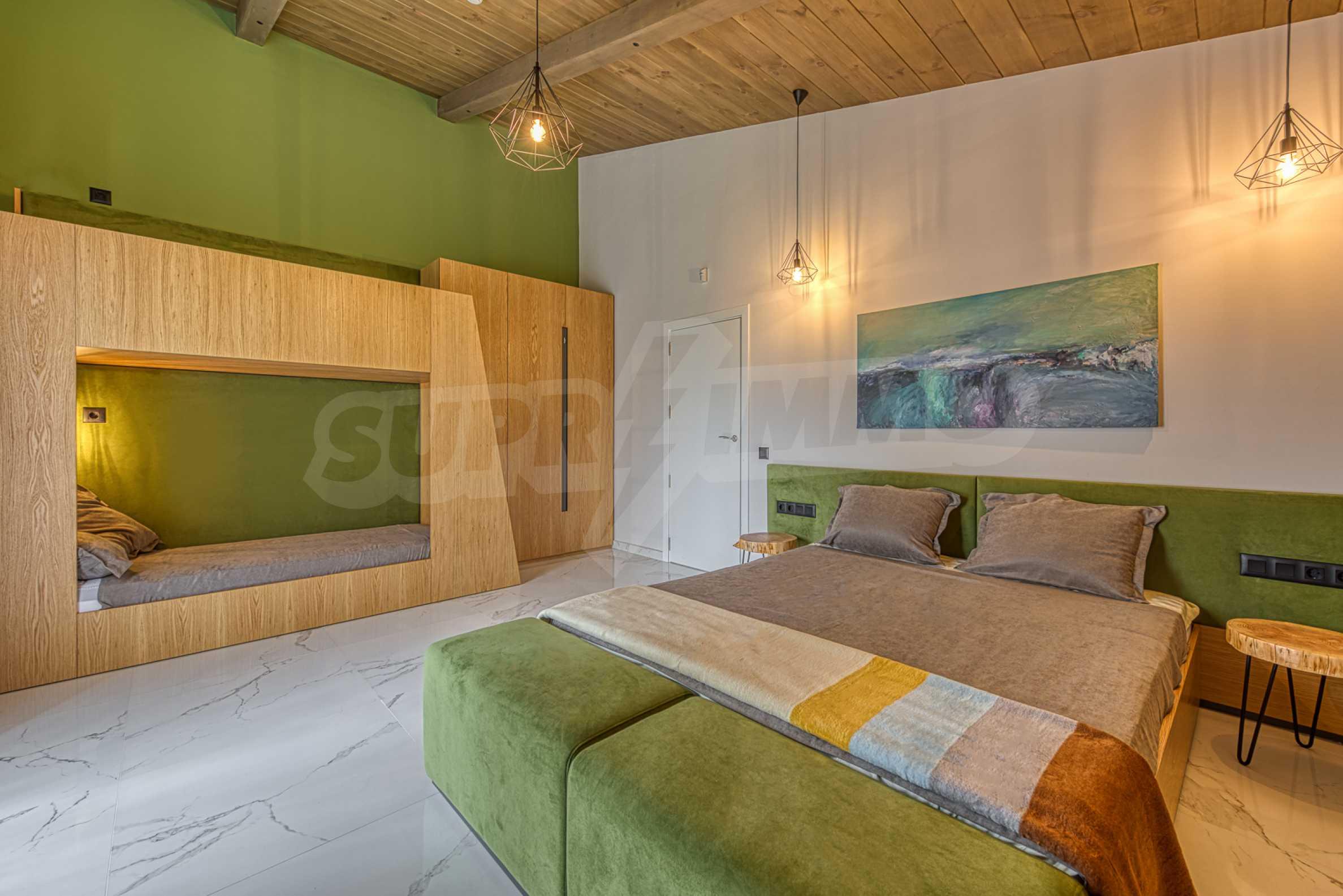 Вилна къща в близост до голф игрище и ски курорт Банско 8