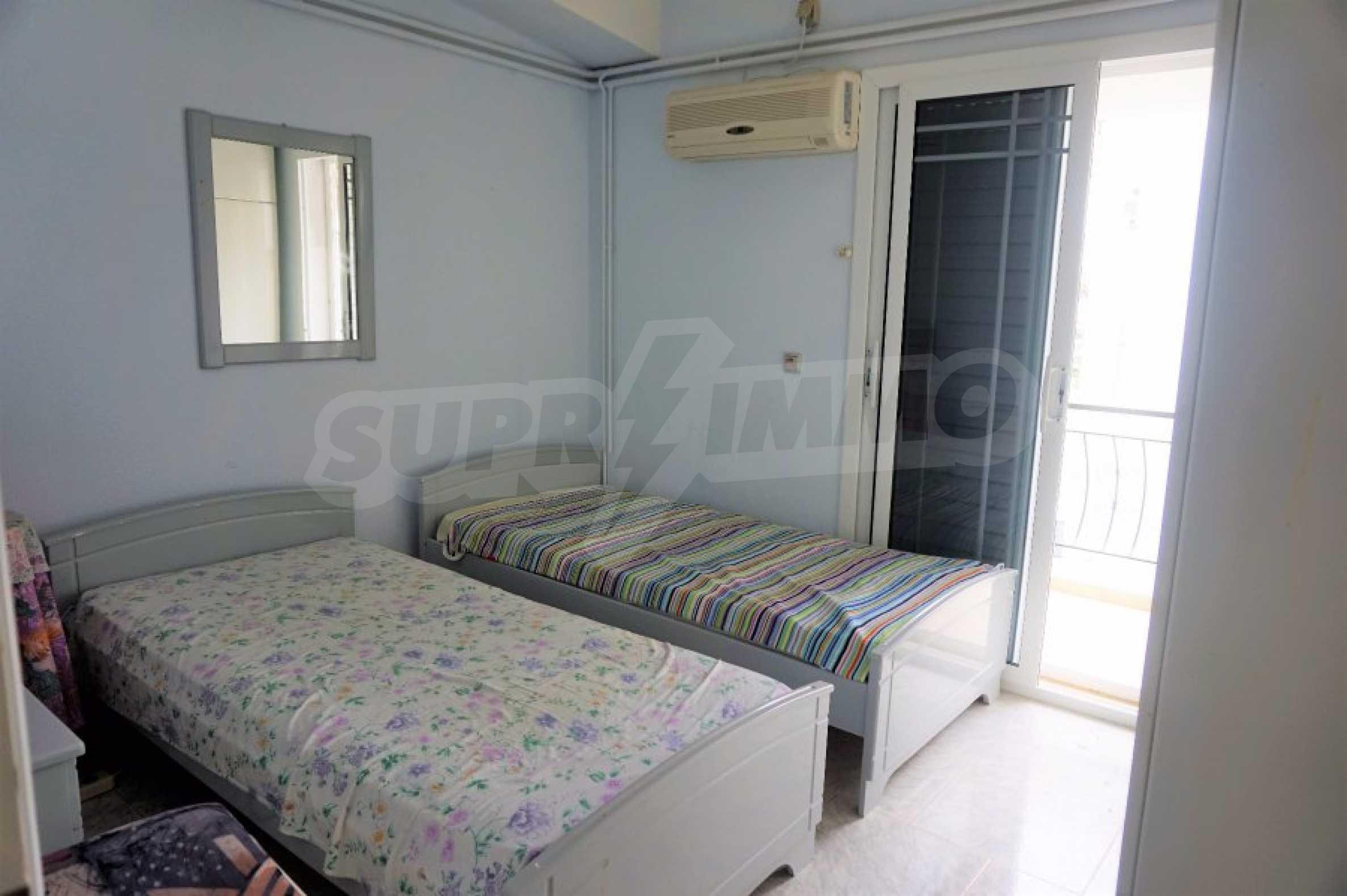 Апартамент с две спални на метри от плажа в Паралия Офринио, Кавала 13