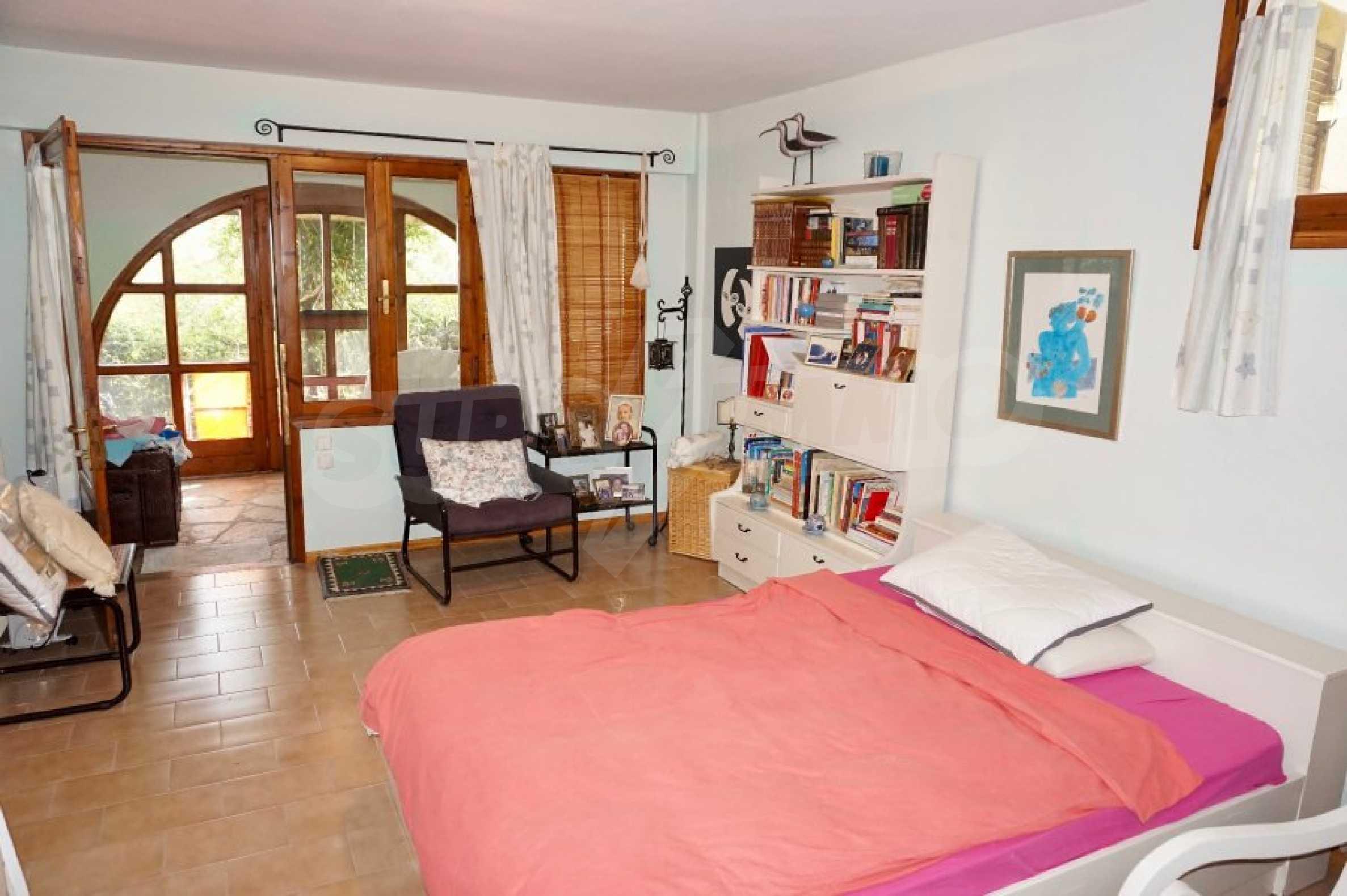 Обзаведена къща с три спални в Палио, Кавала 35