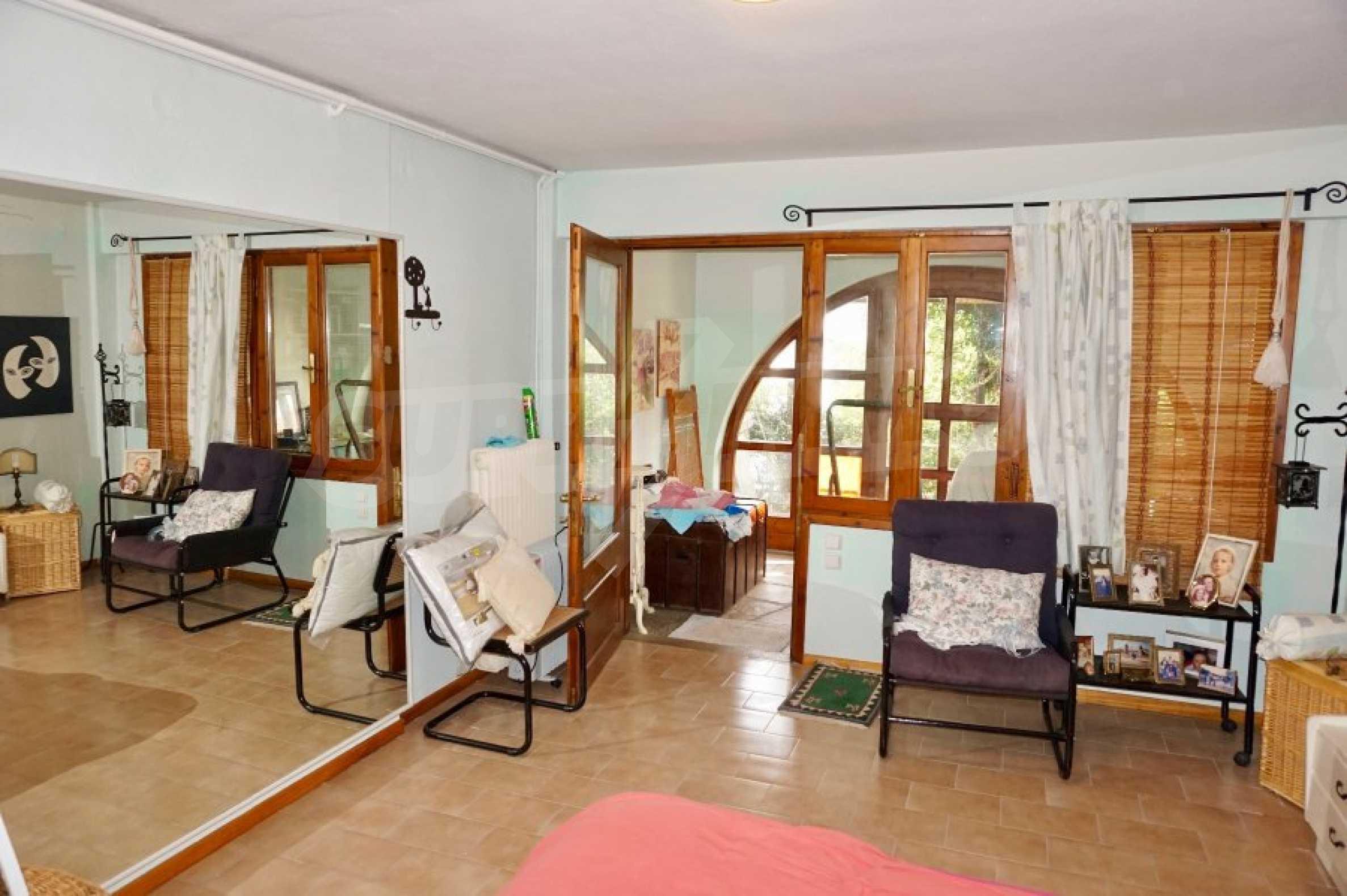 Обзаведена къща с три спални в Палио, Кавала 36