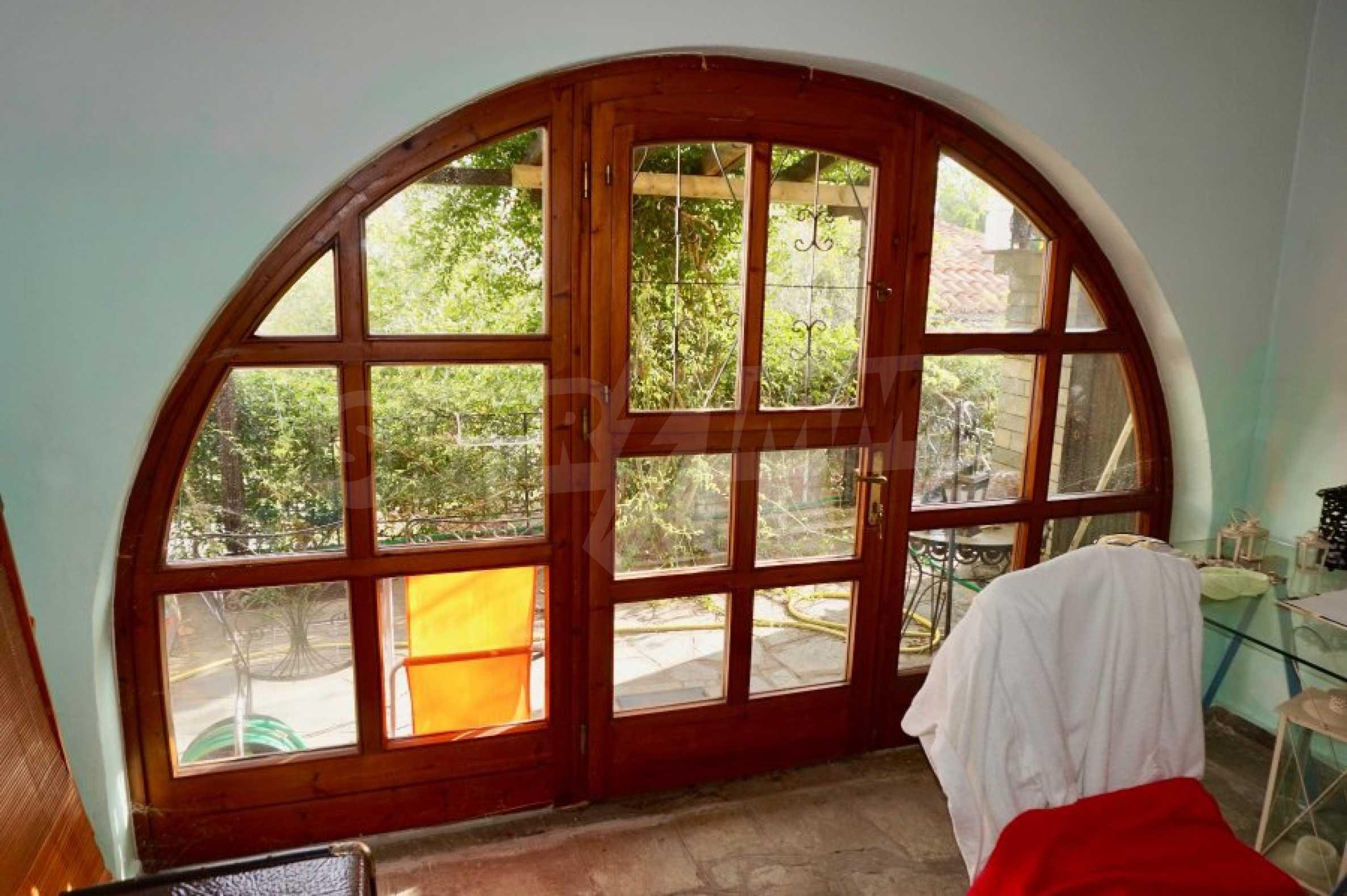 Обзаведена къща с три спални в Палио, Кавала 45
