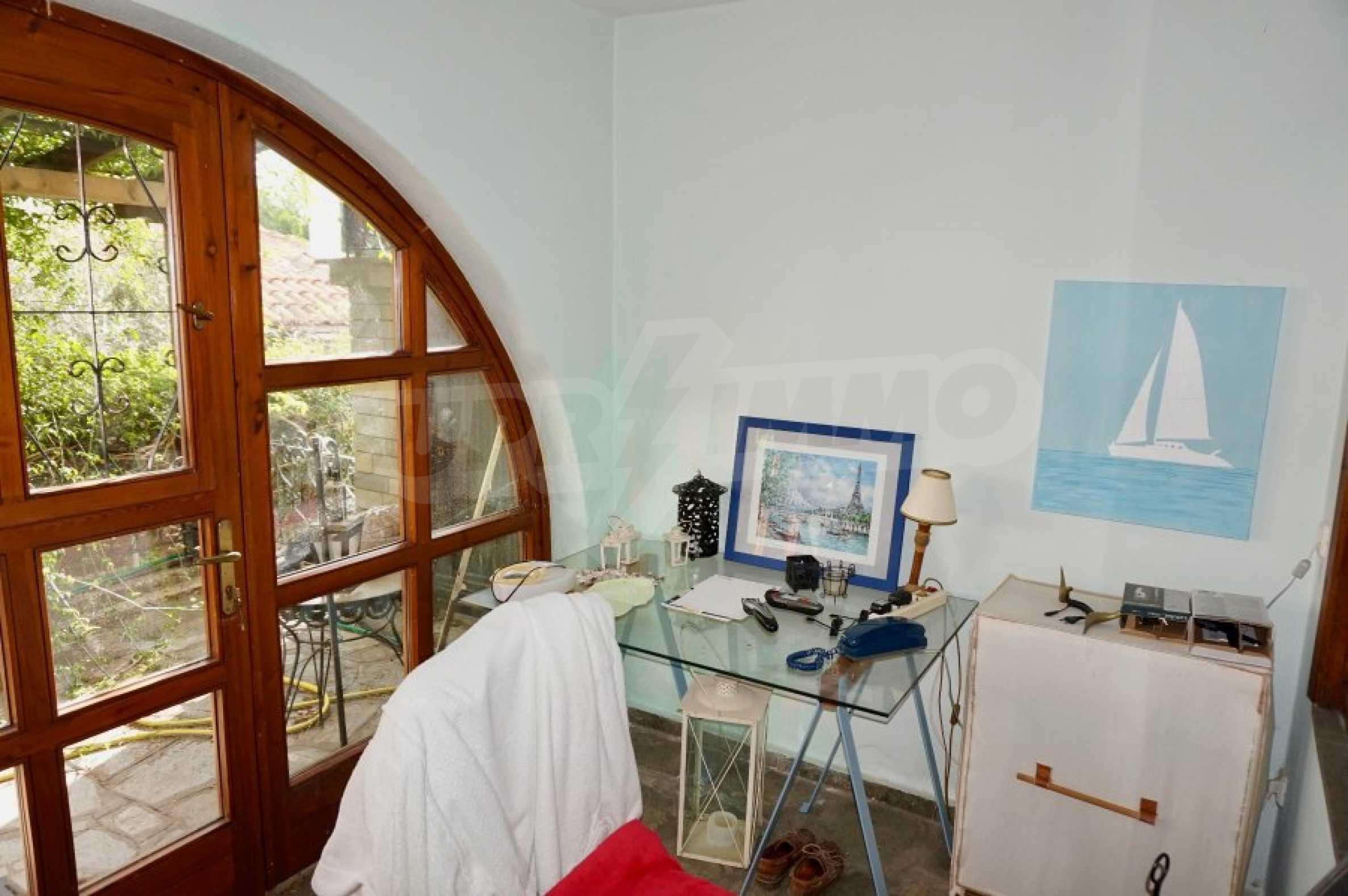 Обзаведена къща с три спални в Палио, Кавала 46