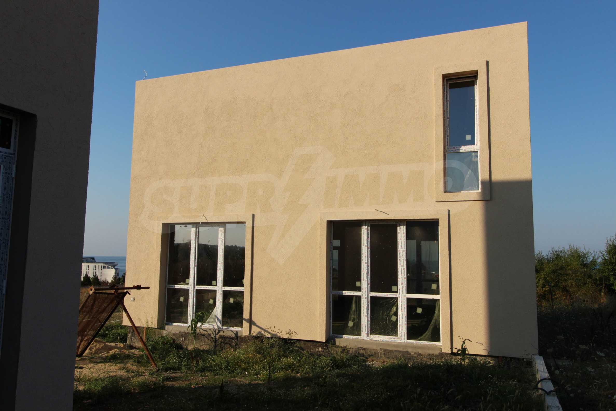 Къща в минималистичен стил, с. Лозенец 20