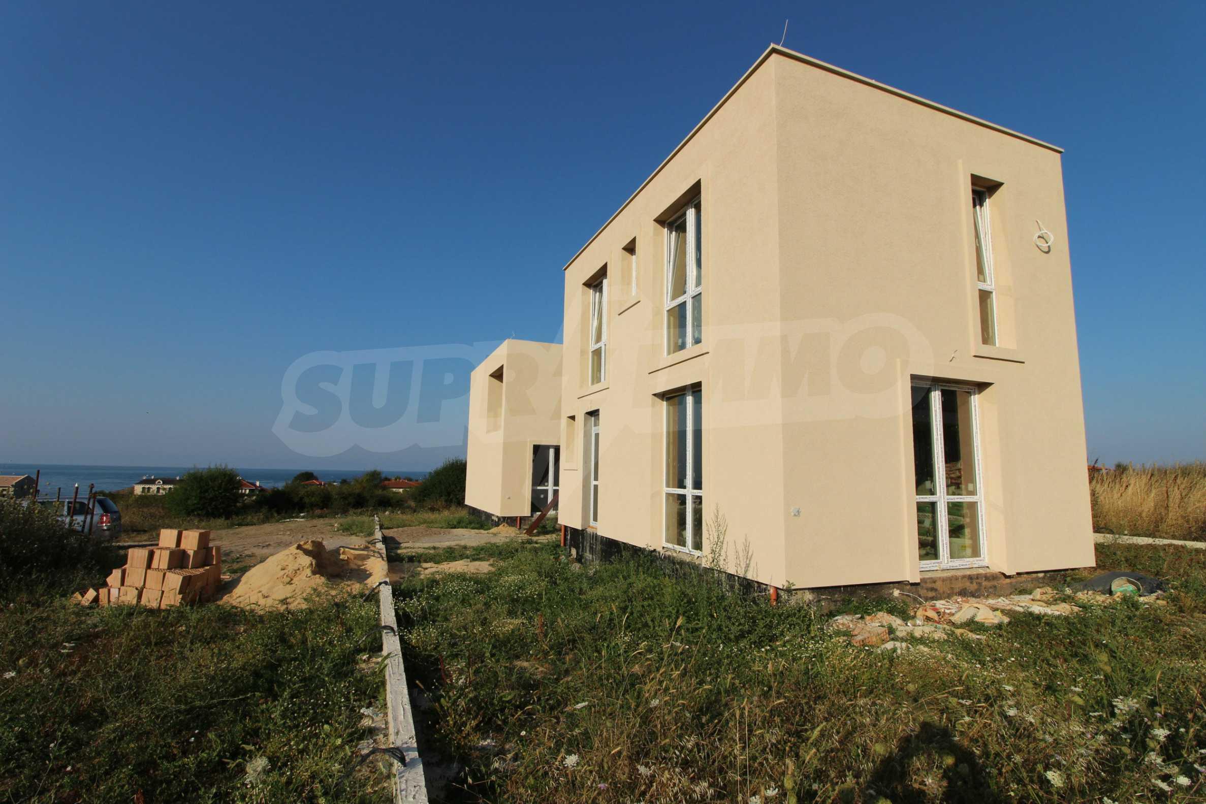 Къща в минималистичен стил, с. Лозенец 3