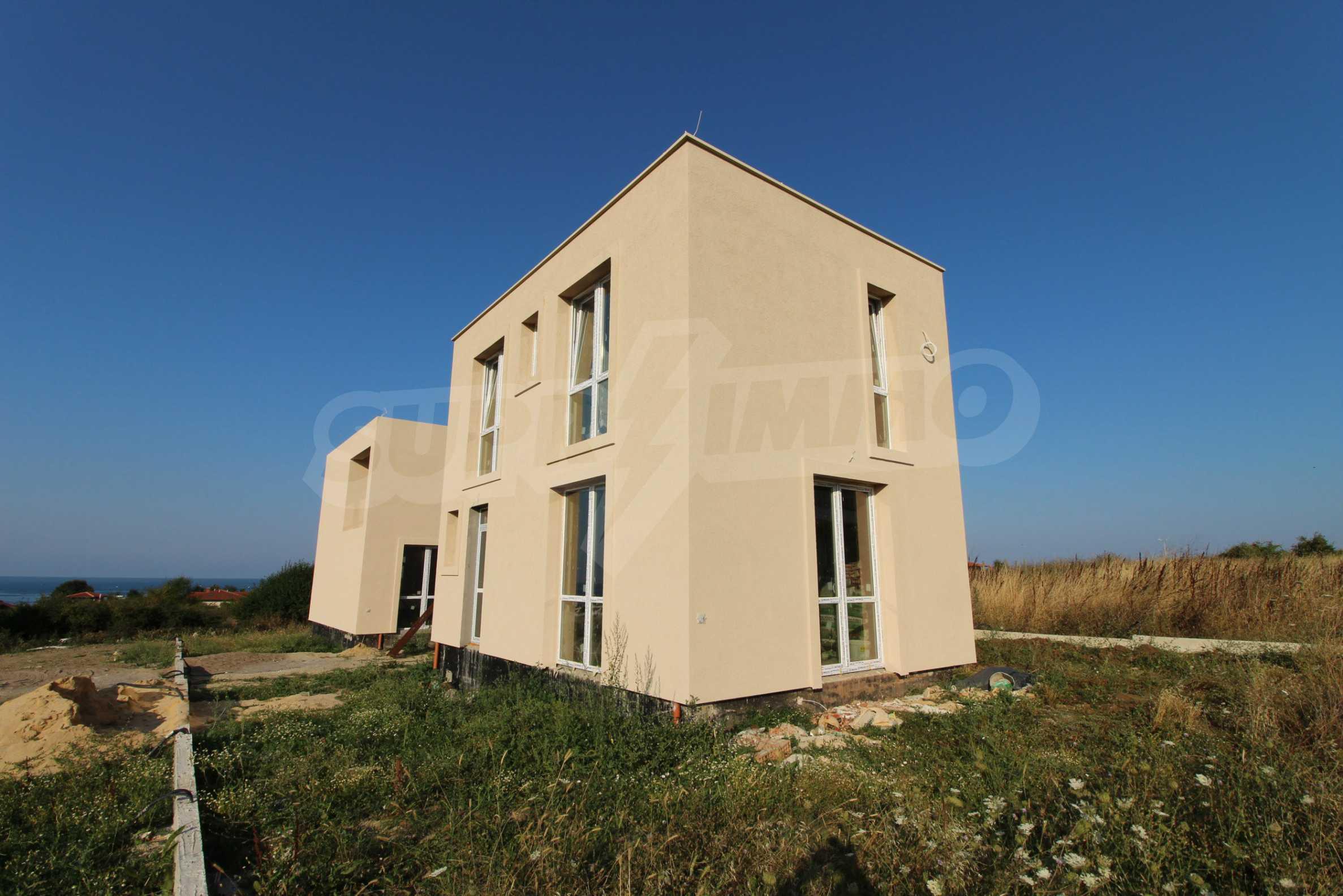 Къща в минималистичен стил, с. Лозенец 5