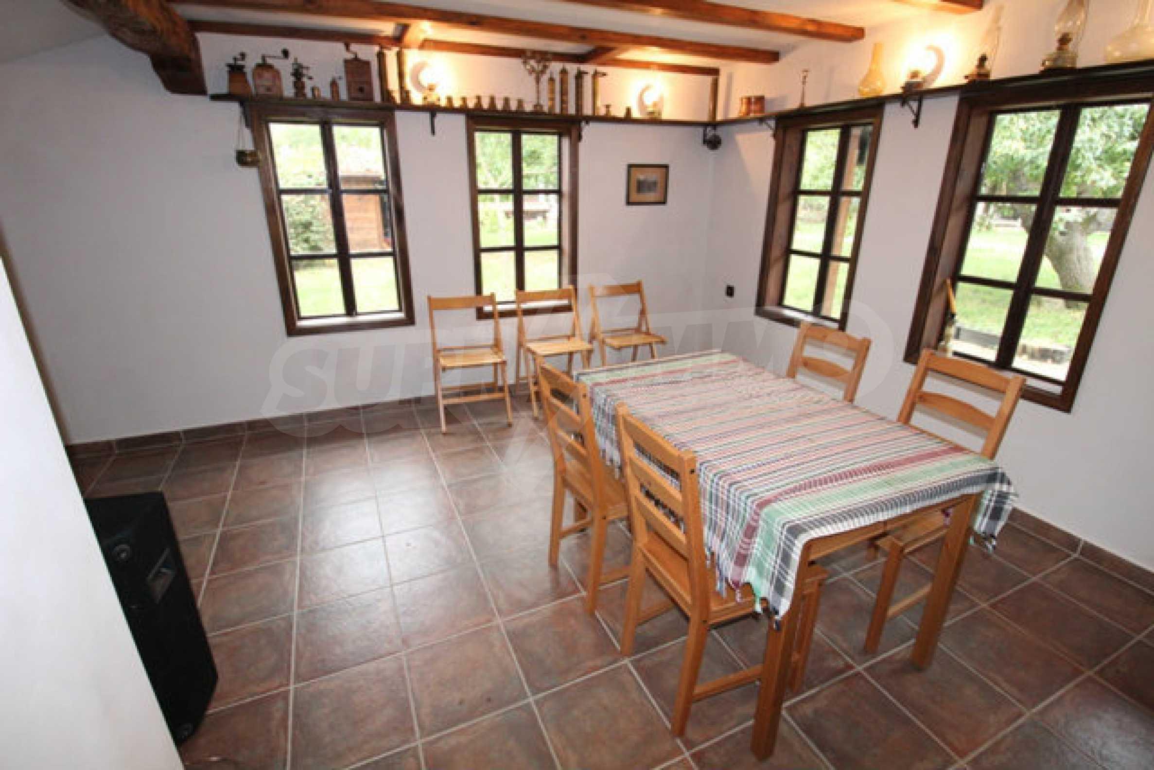 Работеща уютна къща за гости само на 20 км от Велико Търново  17