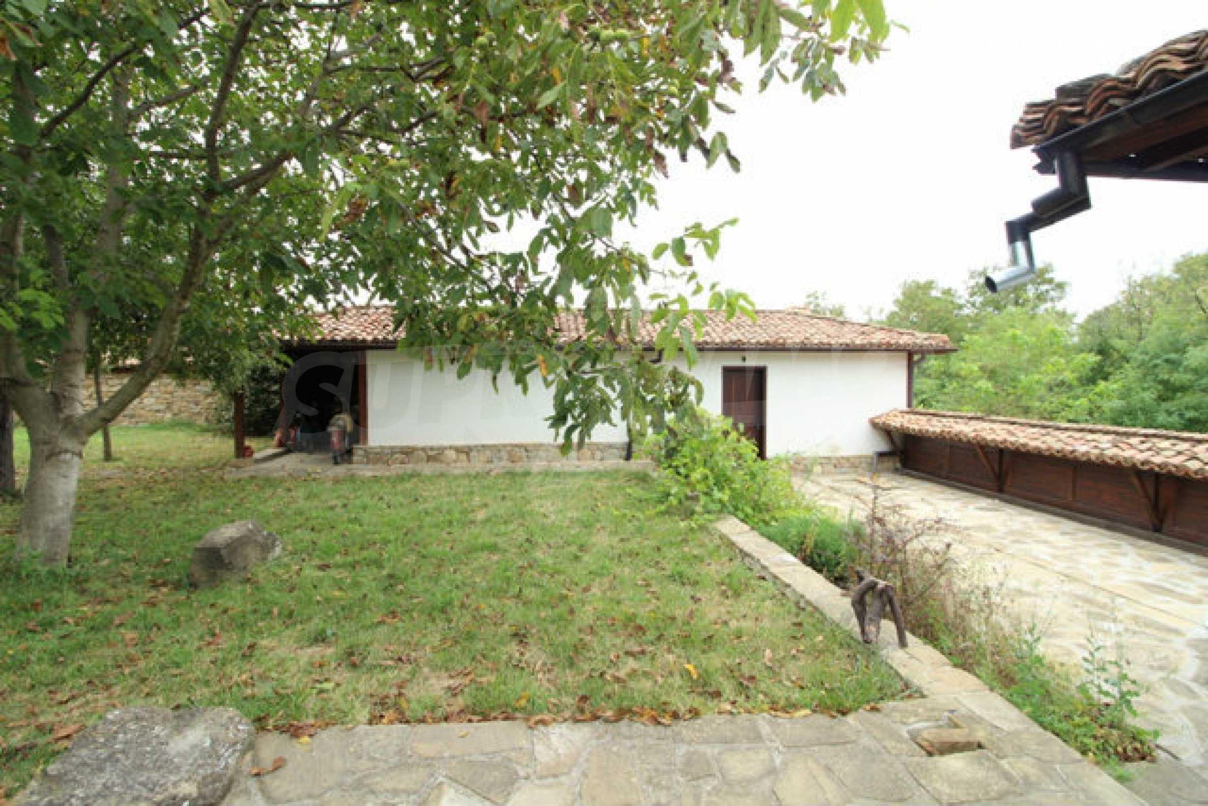 Работеща уютна къща за гости само на 20 км от Велико Търново  2