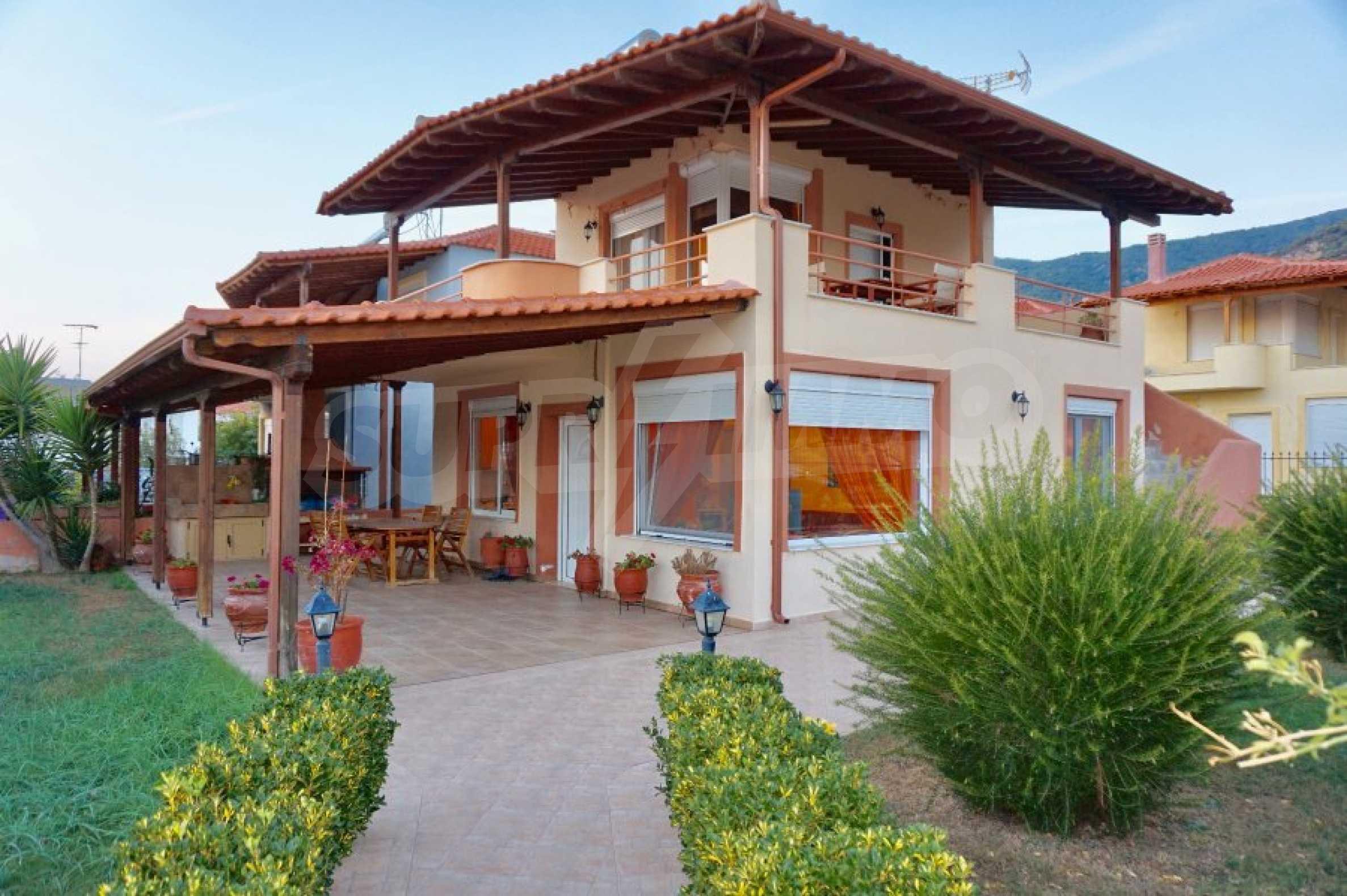 Приветлива къща в Паралия Кариани, Кавала