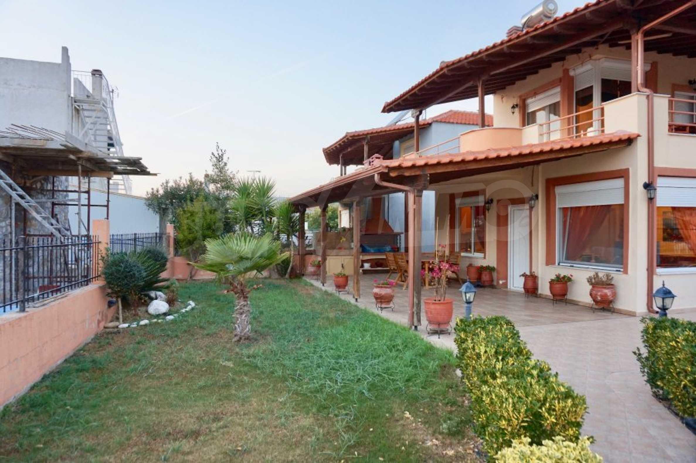 Приветлива къща в Паралия Кариани, Кавала 1
