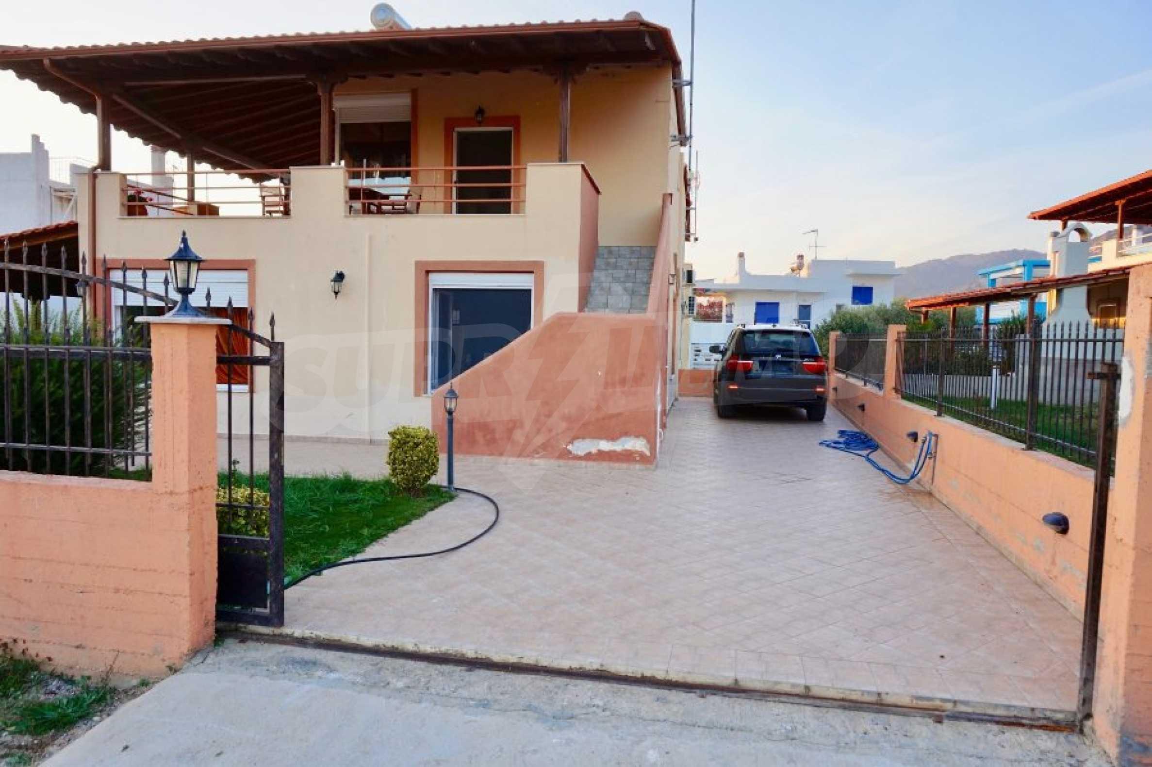 Приветлива къща в Паралия Кариани, Кавала 37