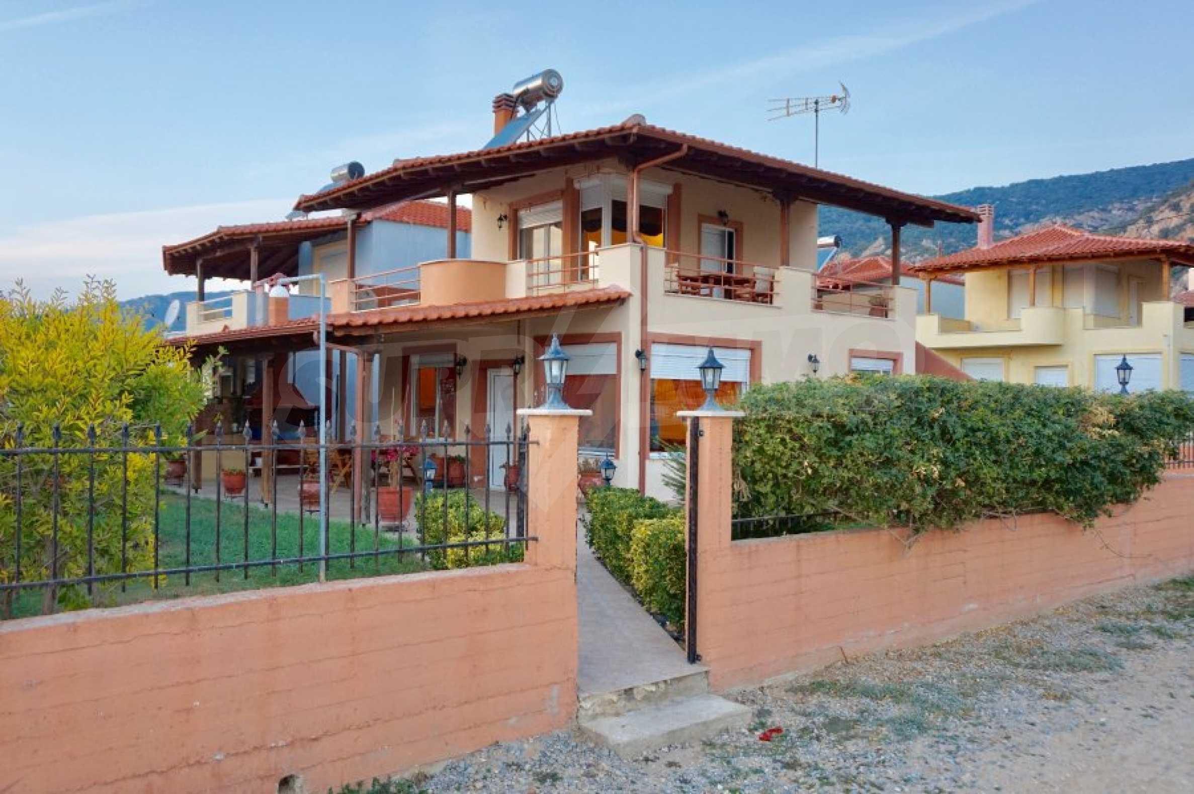 Приветлива къща в Паралия Кариани, Кавала 38