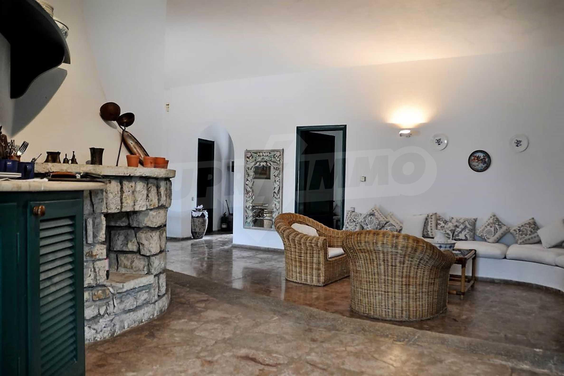 Изключително имение, сливащо се с природата на остров Корфу 11