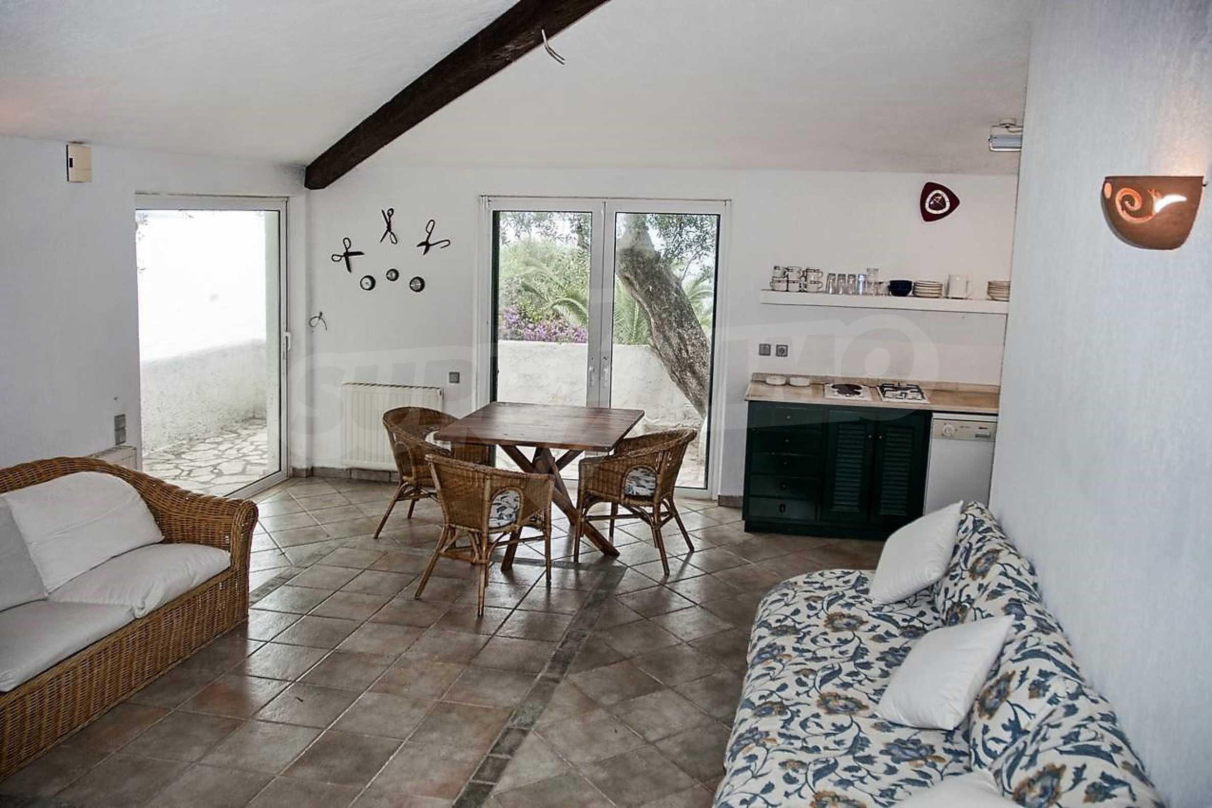 Изключително имение, сливащо се с природата на остров Корфу 23