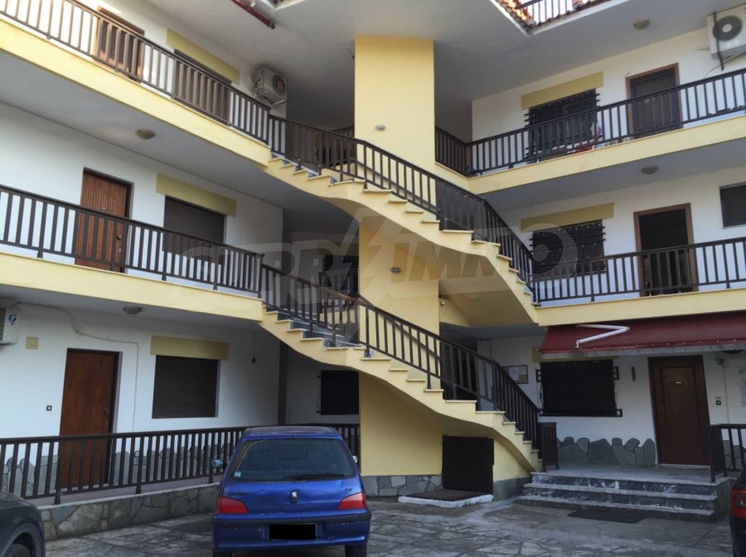 Двустаен апартамент в Паралия Неа Кердилия 20