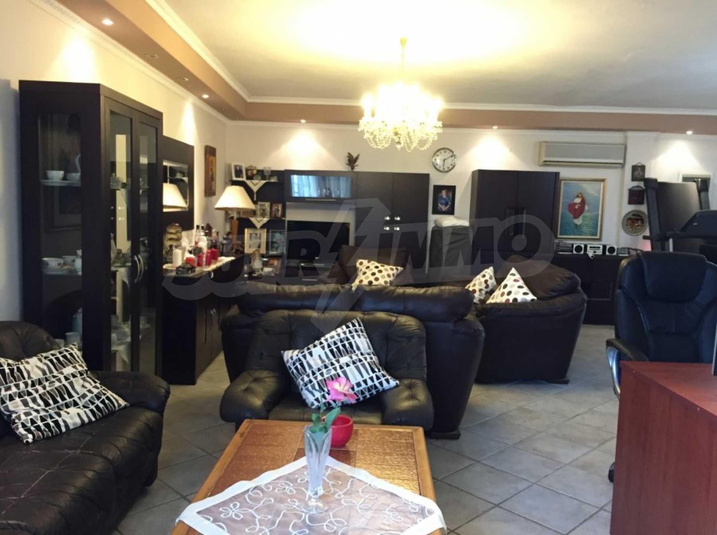 Двустаен апартамент в Паралия Неа Кердилия 2