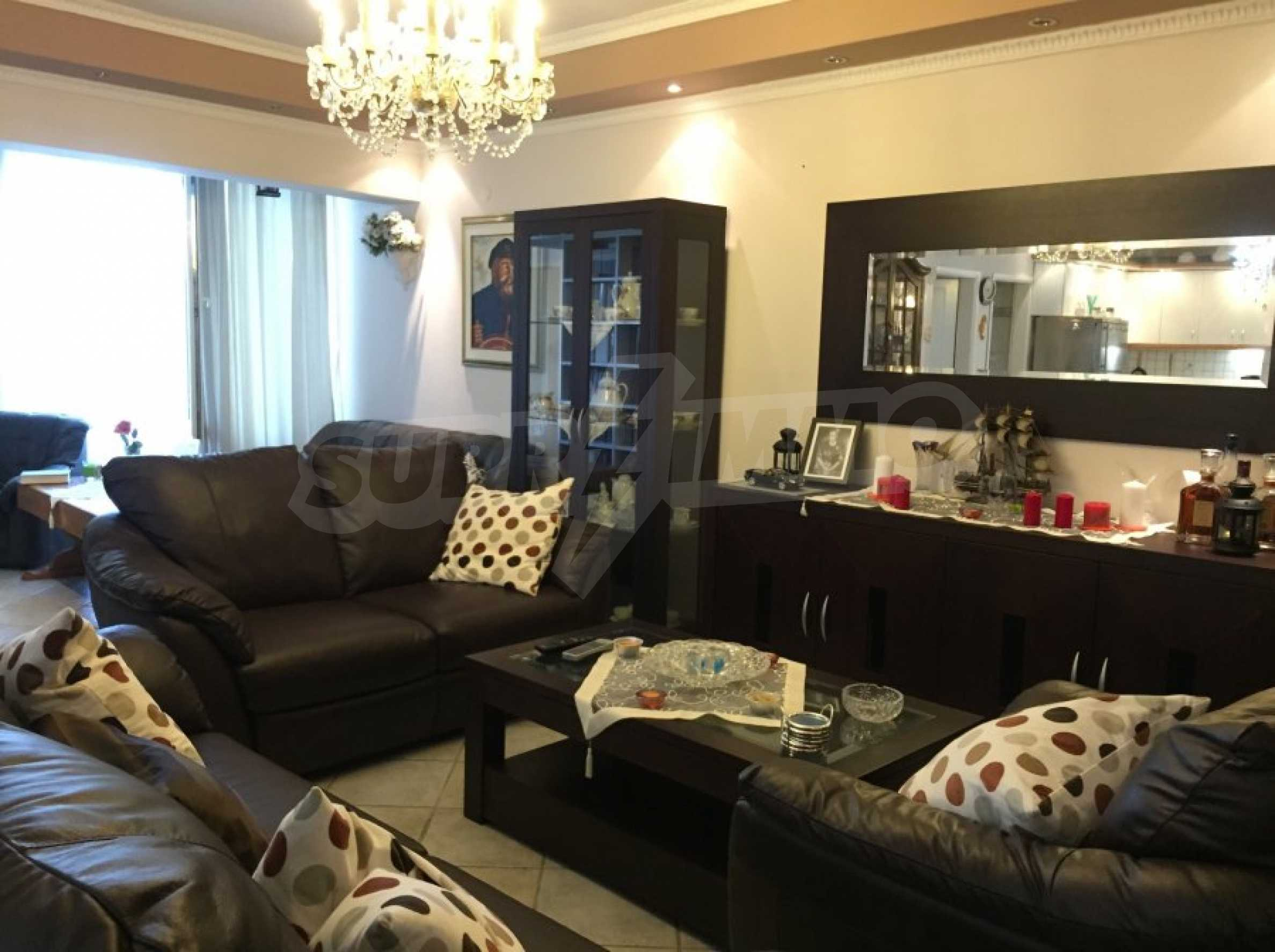 Двустаен апартамент в Паралия Неа Кердилия 5