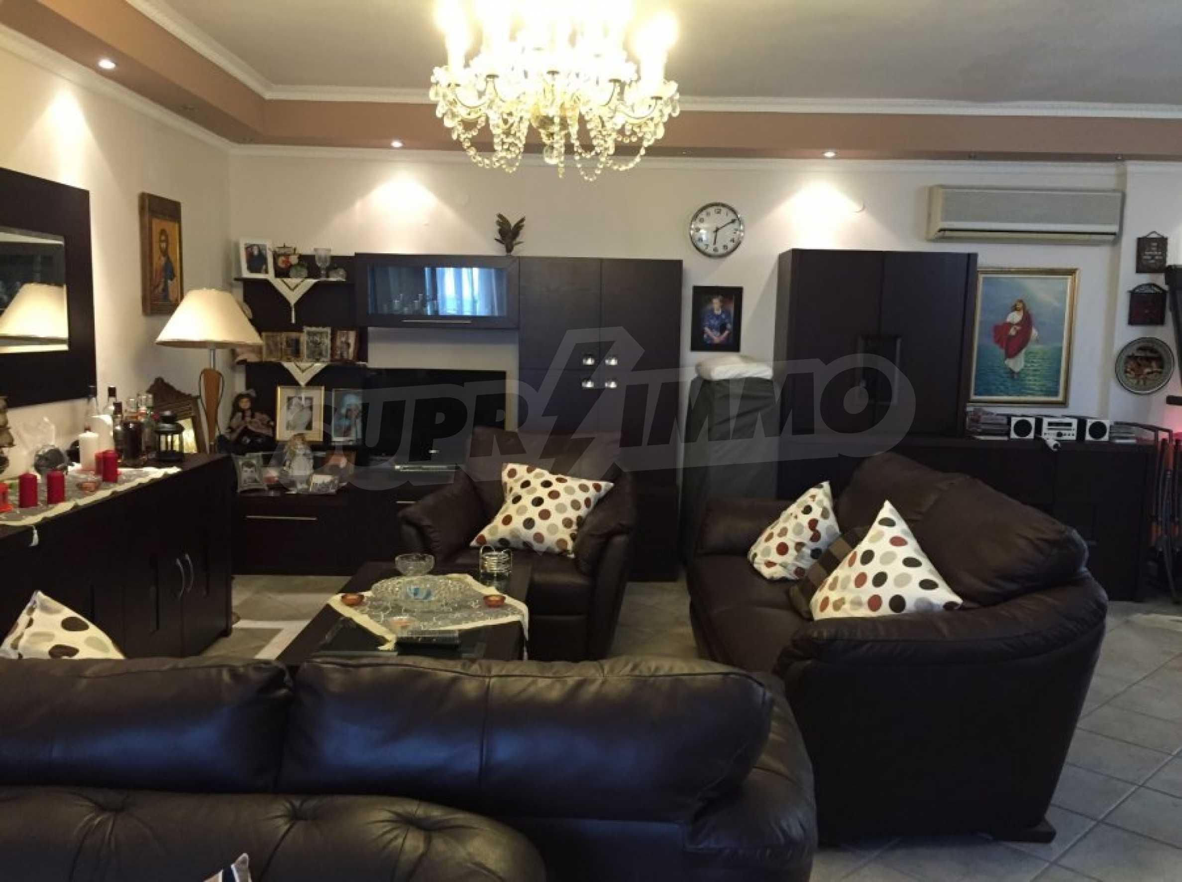 Двустаен апартамент в Паралия Неа Кердилия 6