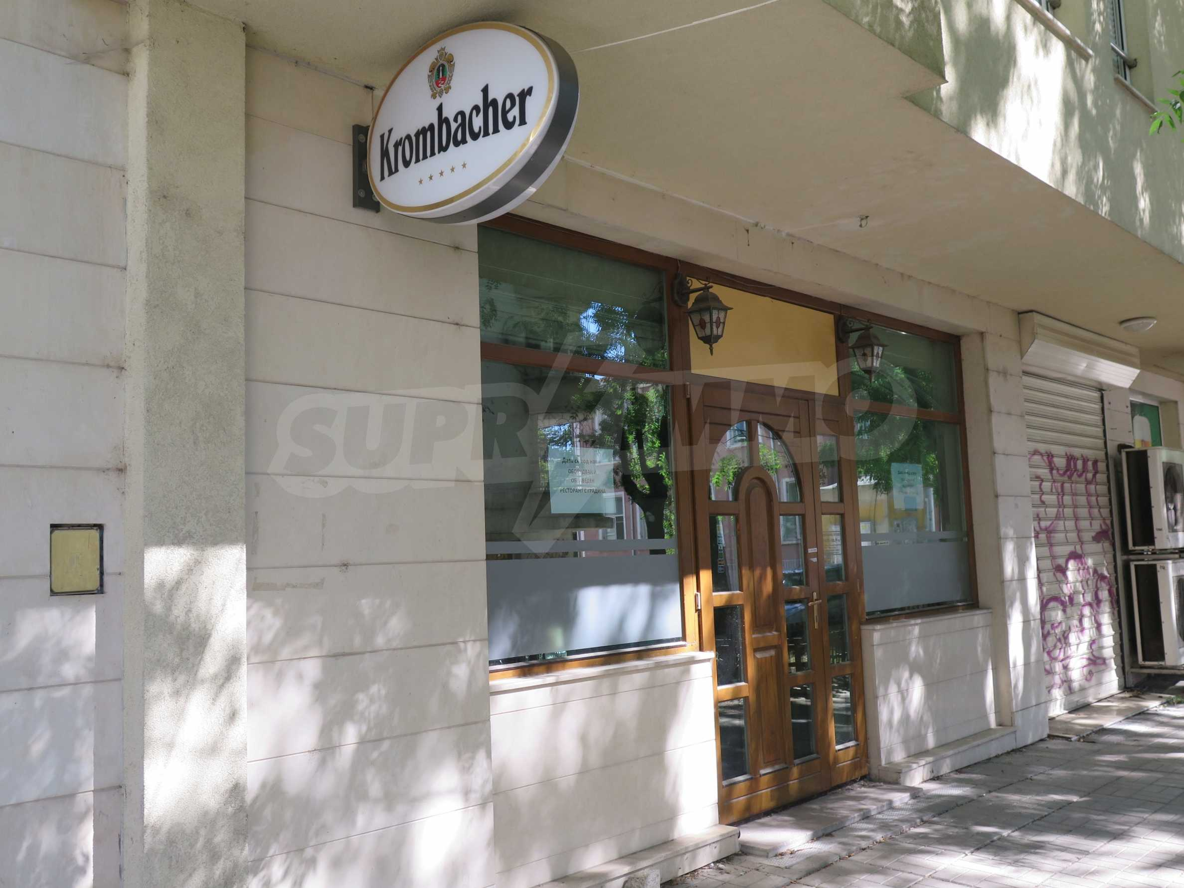 Ресторант на комуникативно място в кв. Лагера, г. София 24