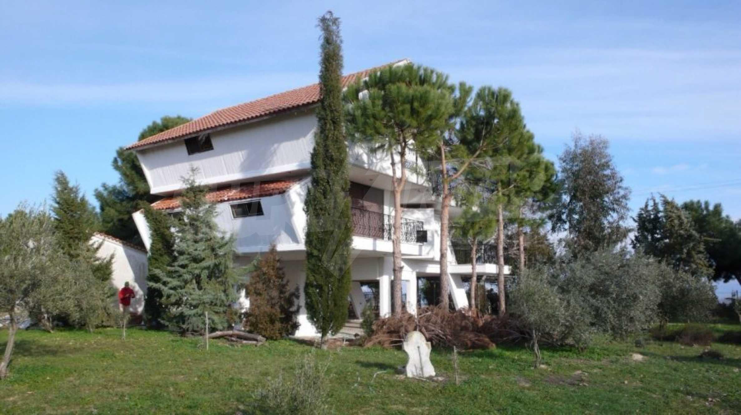 Къща на първа линия в Паралия Авдира, Тракия
