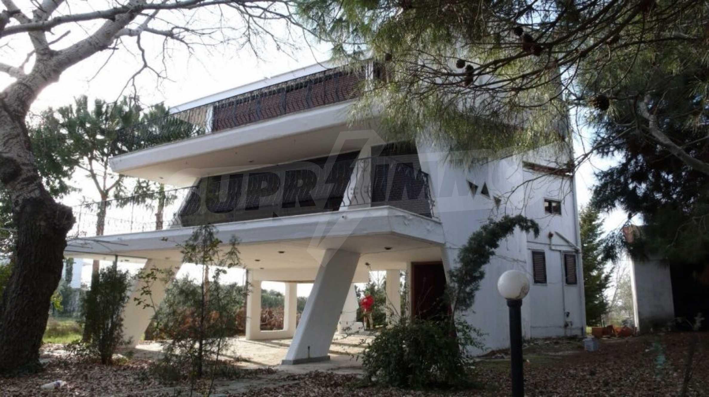 Къща на първа линия в Паралия Авдира, Тракия 1