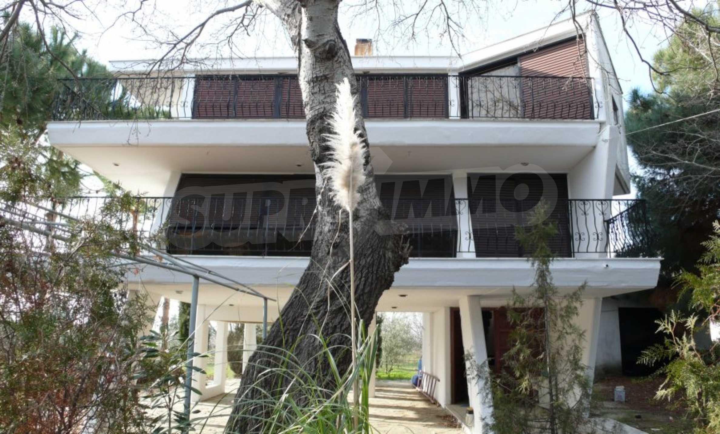 Къща на първа линия в Паралия Авдира, Тракия 18