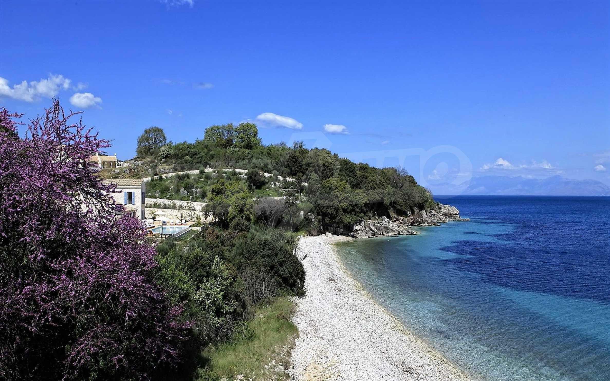Лукс, който ще задоволи и най-взискателните, остров Корфу